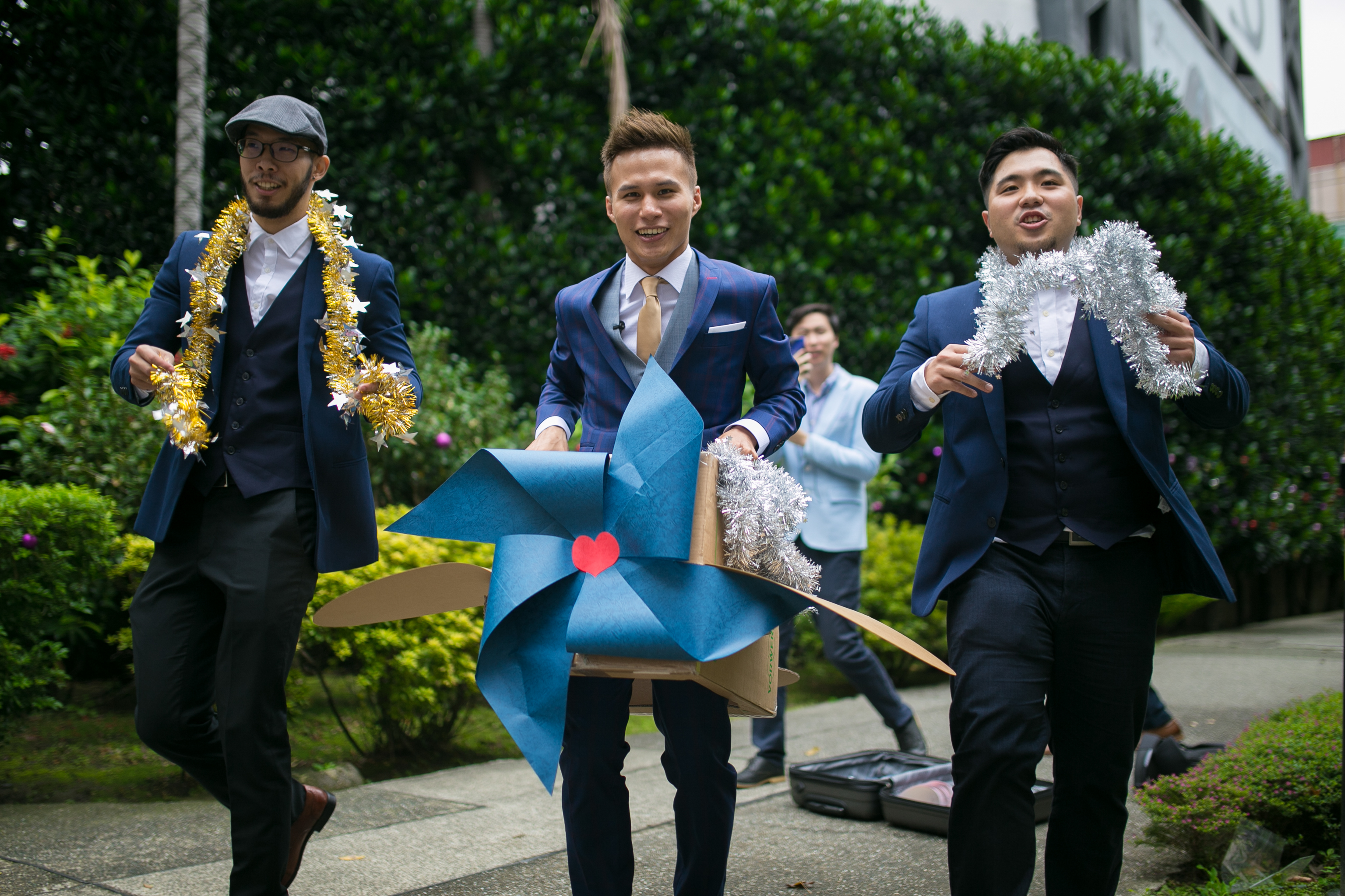 兔兔超人WAWA迎娶晚宴,新莊頤品大飯店,台中婚錄推薦44