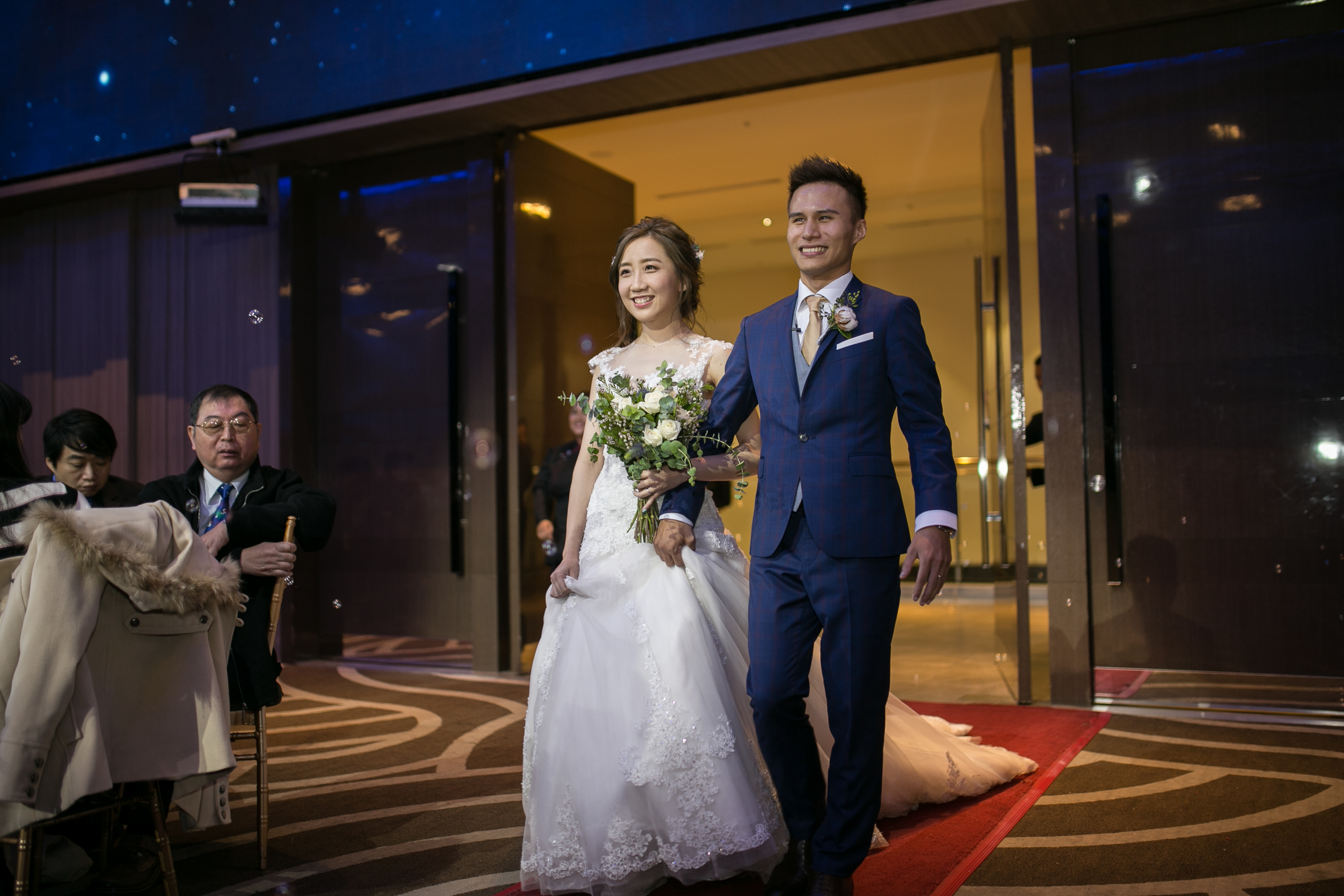 兔兔超人WAWA迎娶晚宴,新莊頤品大飯店,台中婚錄推薦97