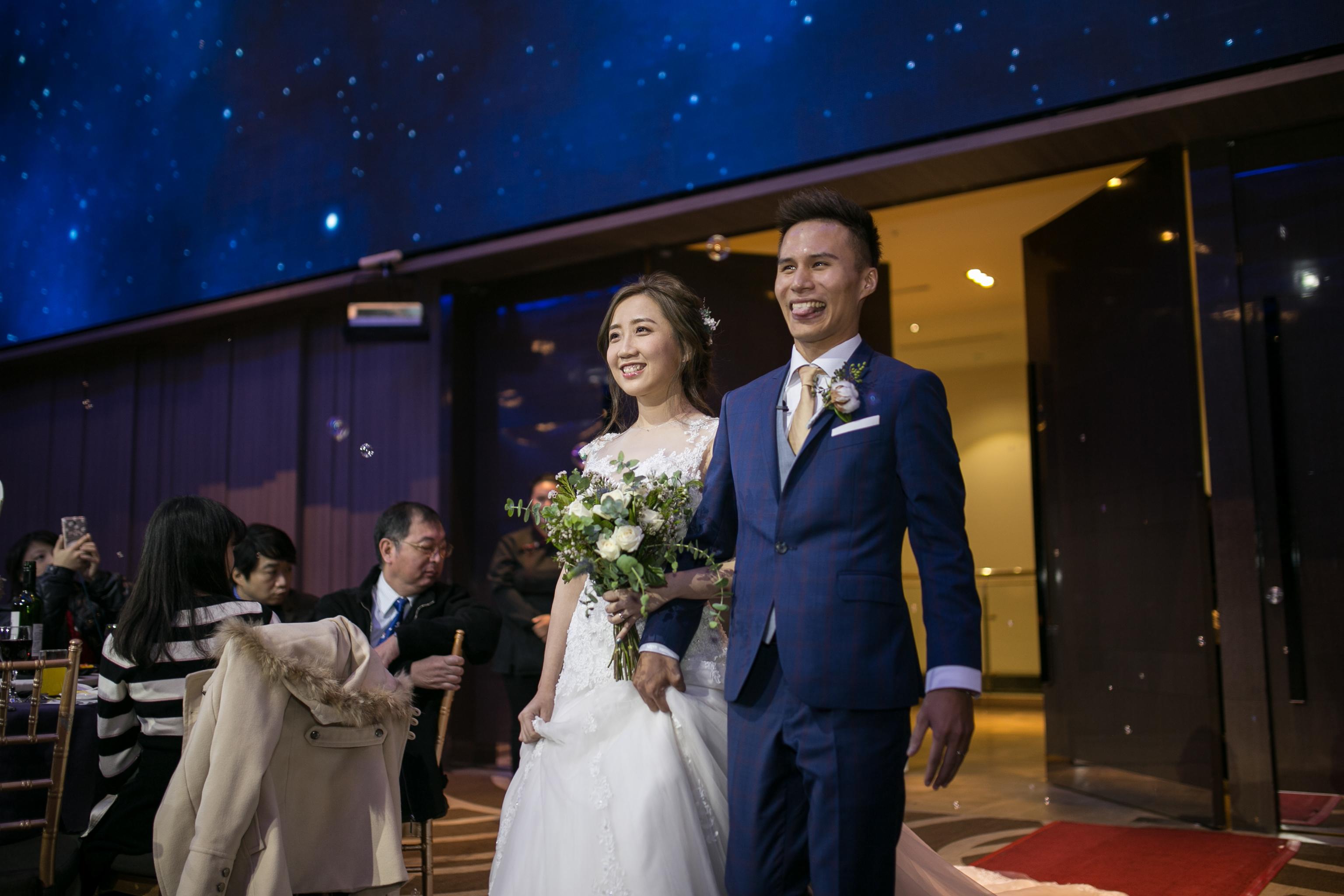 兔兔超人WAWA迎娶晚宴,新莊頤品大飯店,台中婚錄推薦98