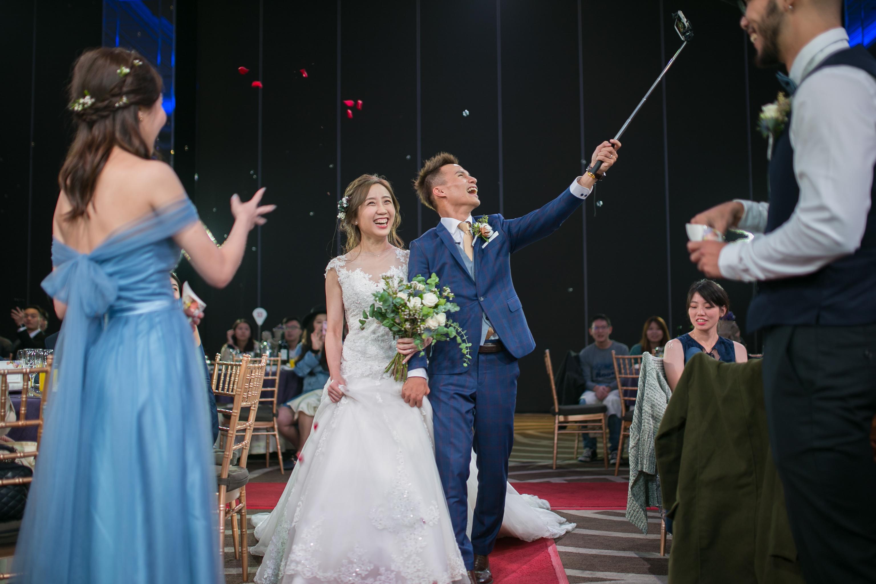 兔兔超人WAWA迎娶晚宴,新莊頤品大飯店,台中婚錄推薦99