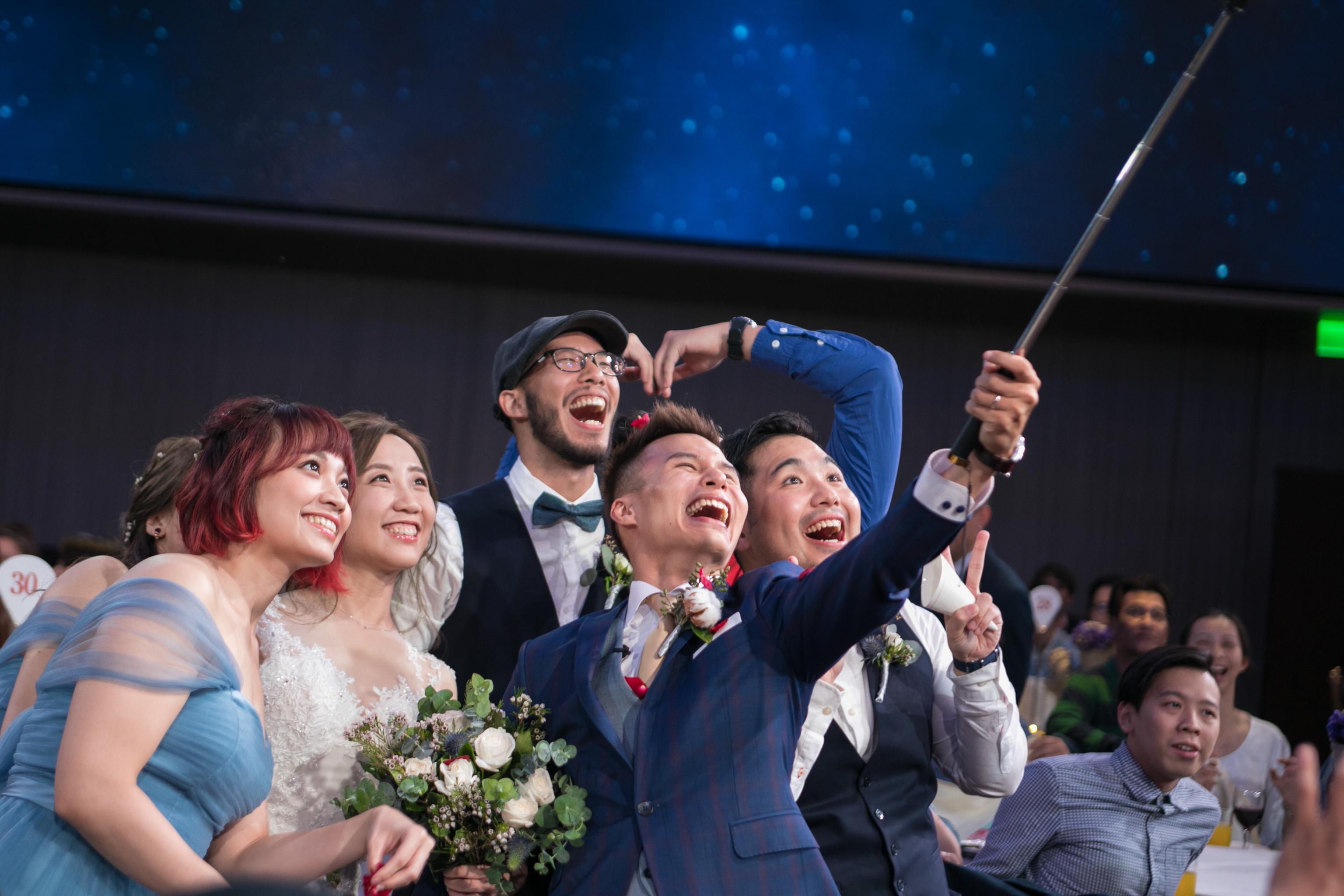兔兔超人WAWA迎娶晚宴,新莊頤品大飯店,台中婚錄推薦102