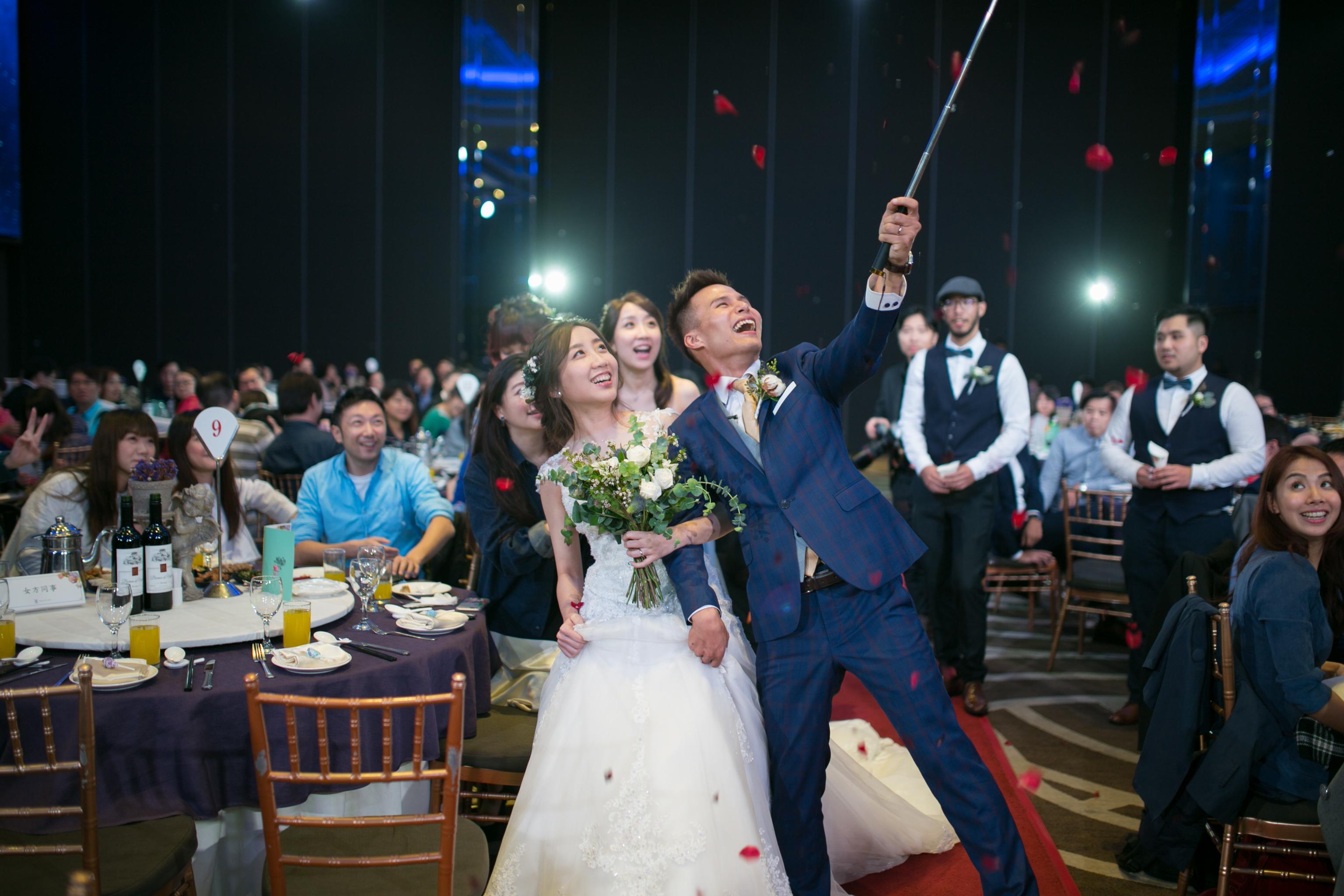 兔兔超人WAWA迎娶晚宴,新莊頤品大飯店,台中婚錄推薦103