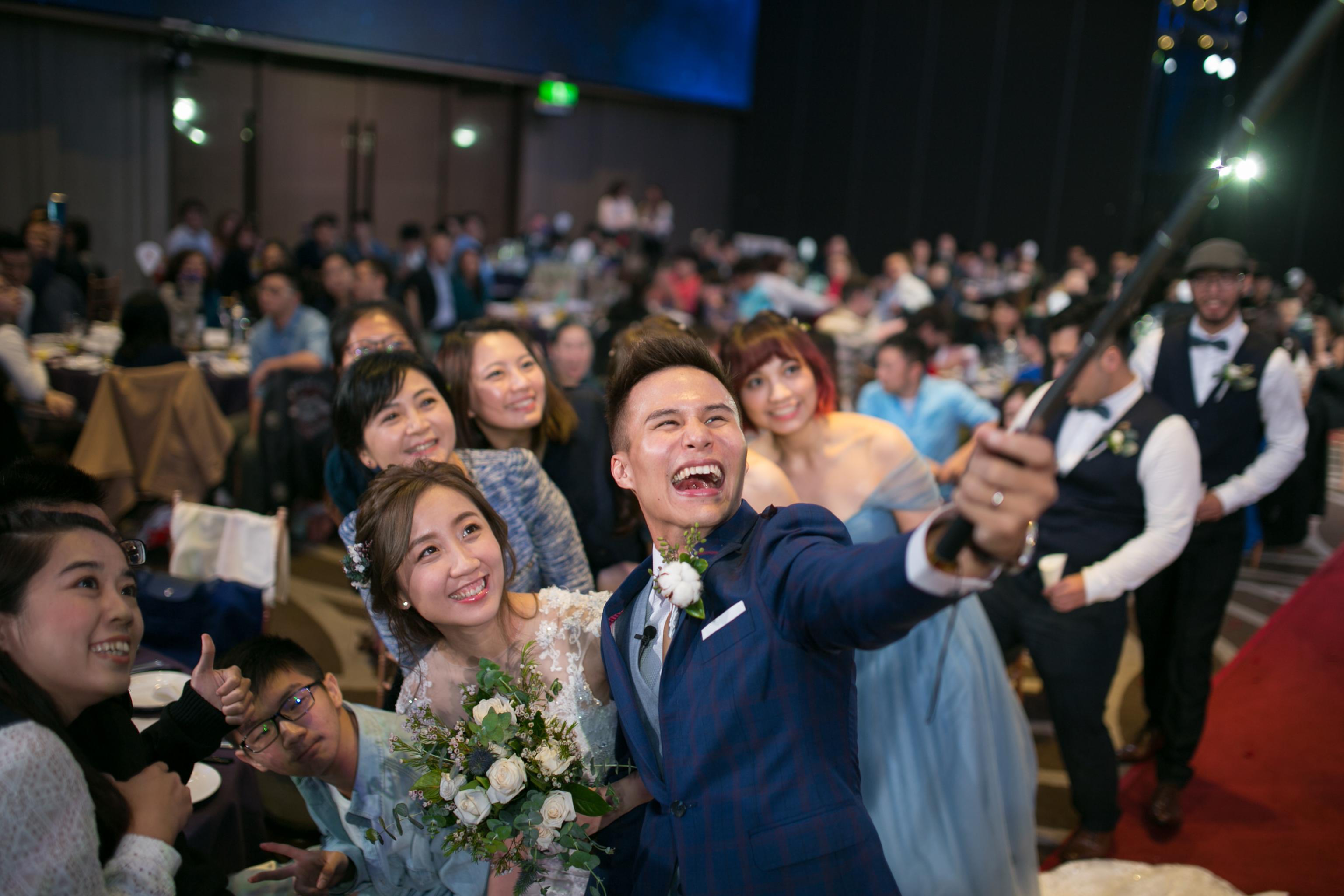 兔兔超人WAWA迎娶晚宴,新莊頤品大飯店,台中婚錄推薦104