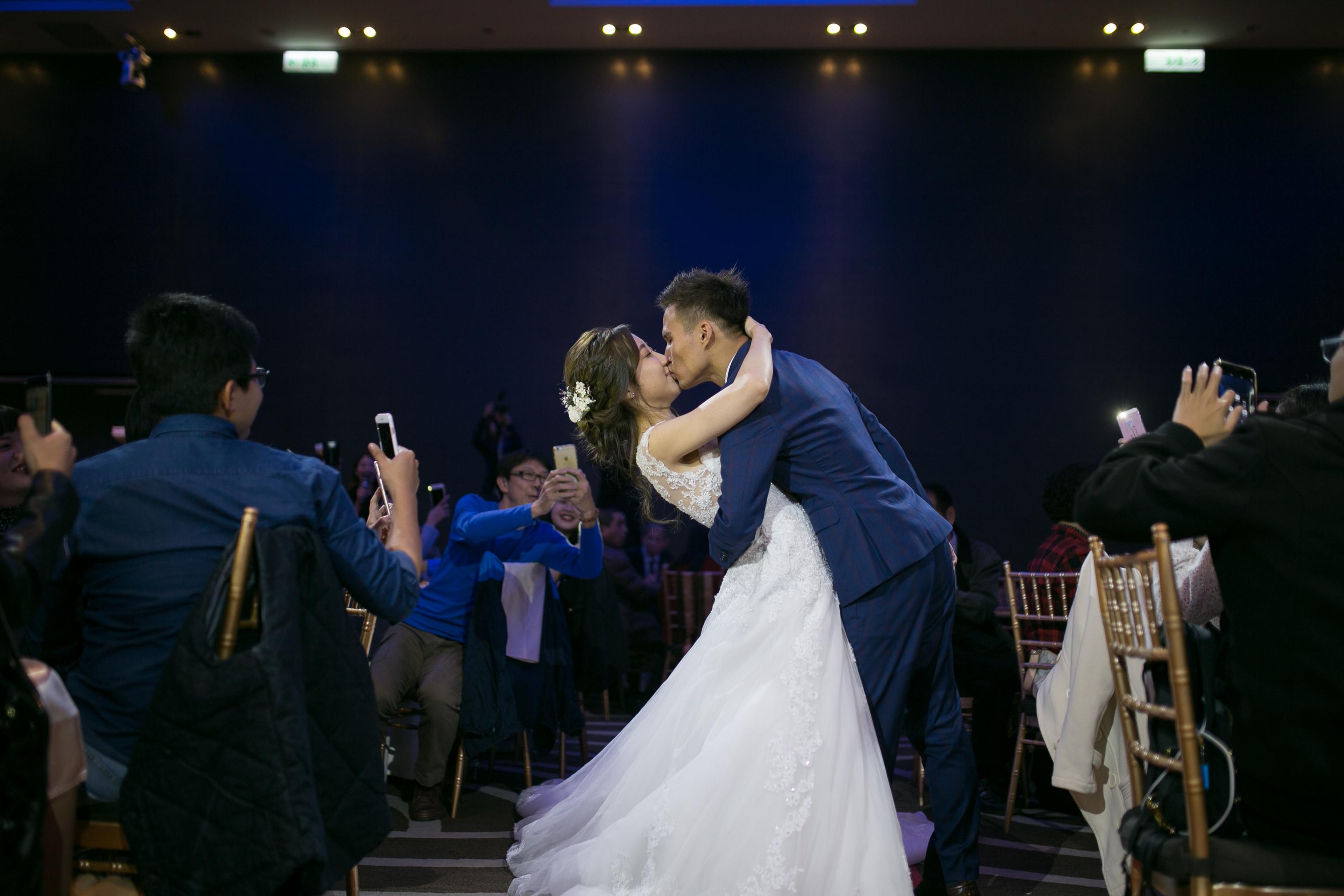 兔兔超人WAWA迎娶晚宴,新莊頤品大飯店,台中婚錄推薦109