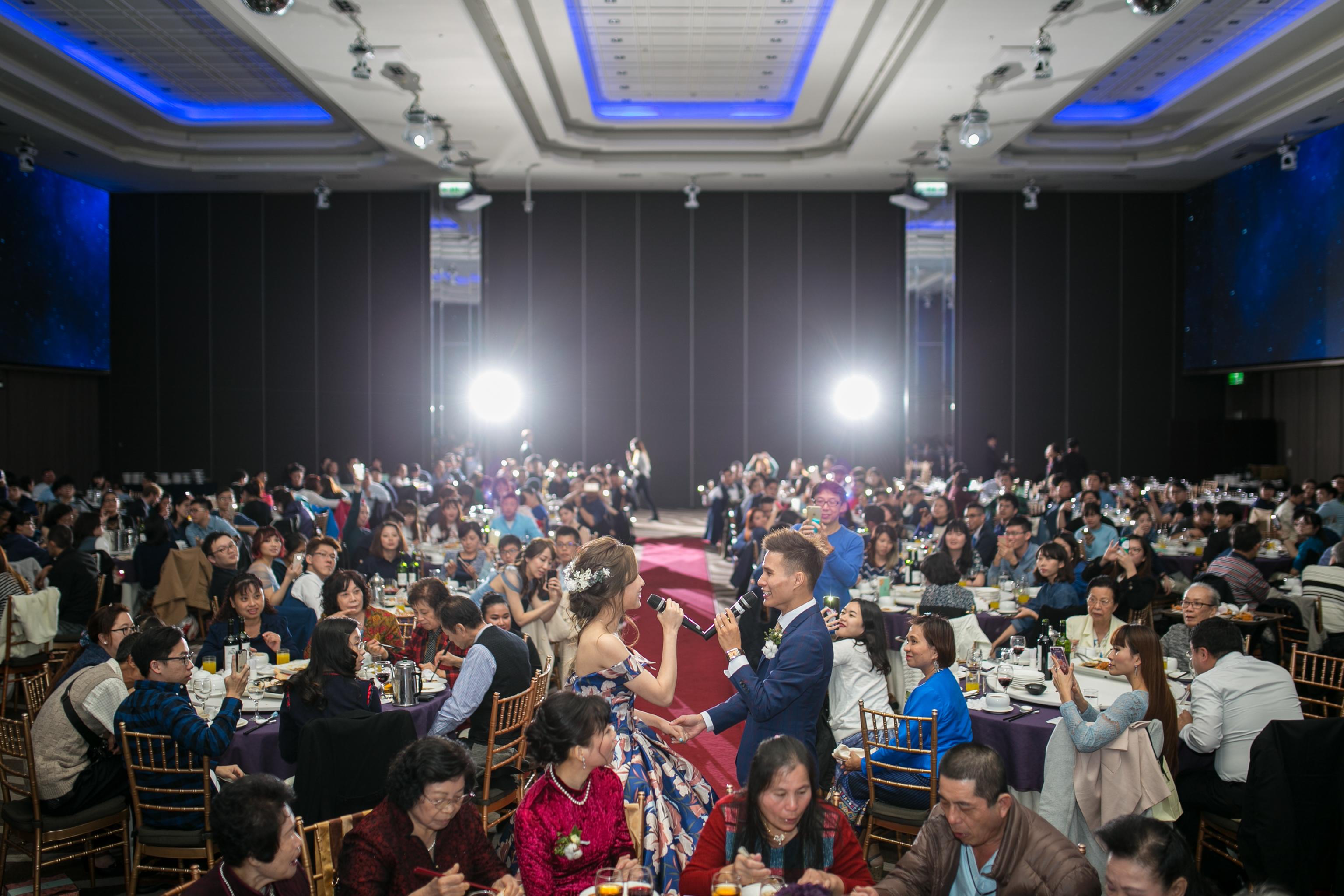 兔兔超人WAWA迎娶晚宴,新莊頤品大飯店,台中婚錄推薦118
