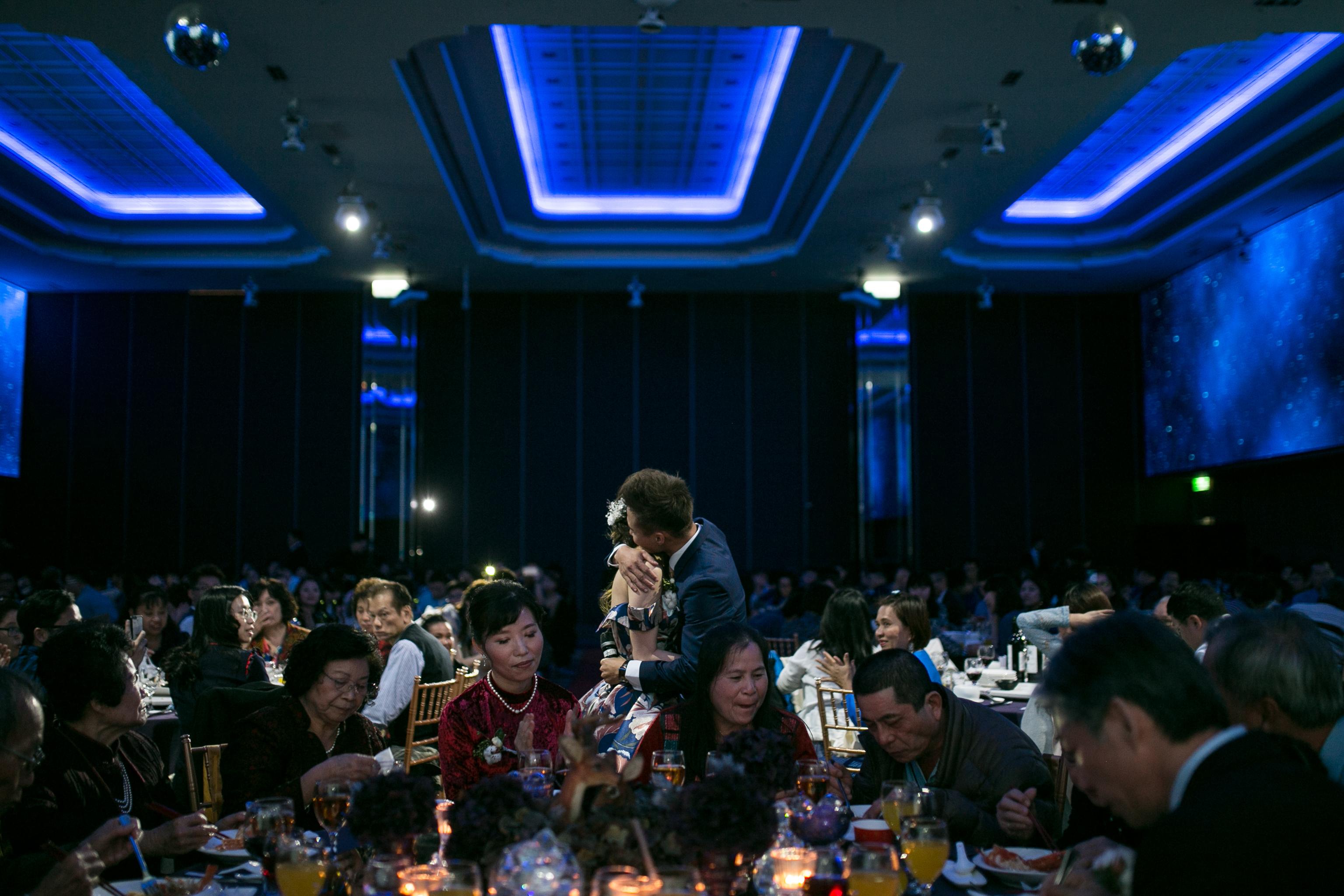 兔兔超人WAWA迎娶晚宴,新莊頤品大飯店,台中婚錄推薦119