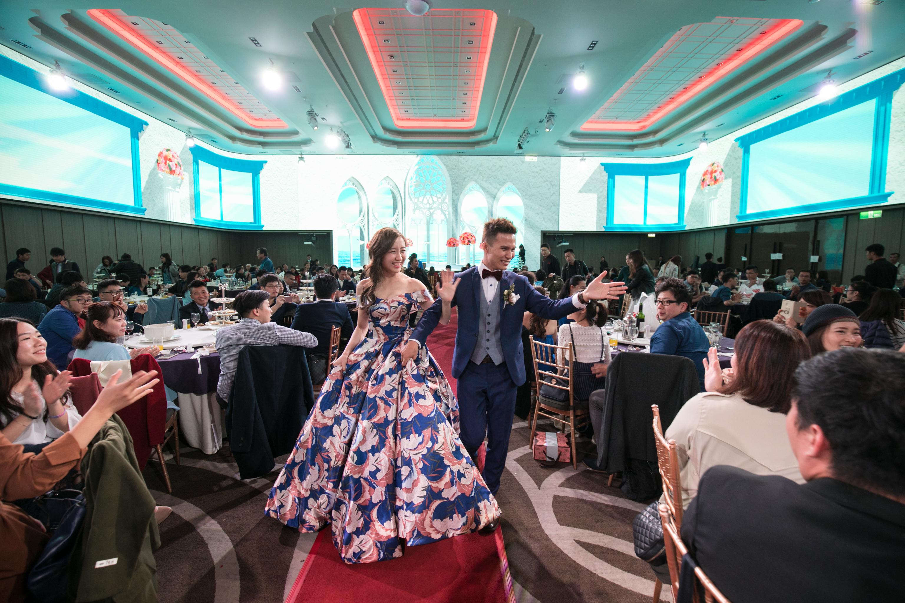 兔兔超人WAWA迎娶晚宴,新莊頤品大飯店,台中婚錄推薦124
