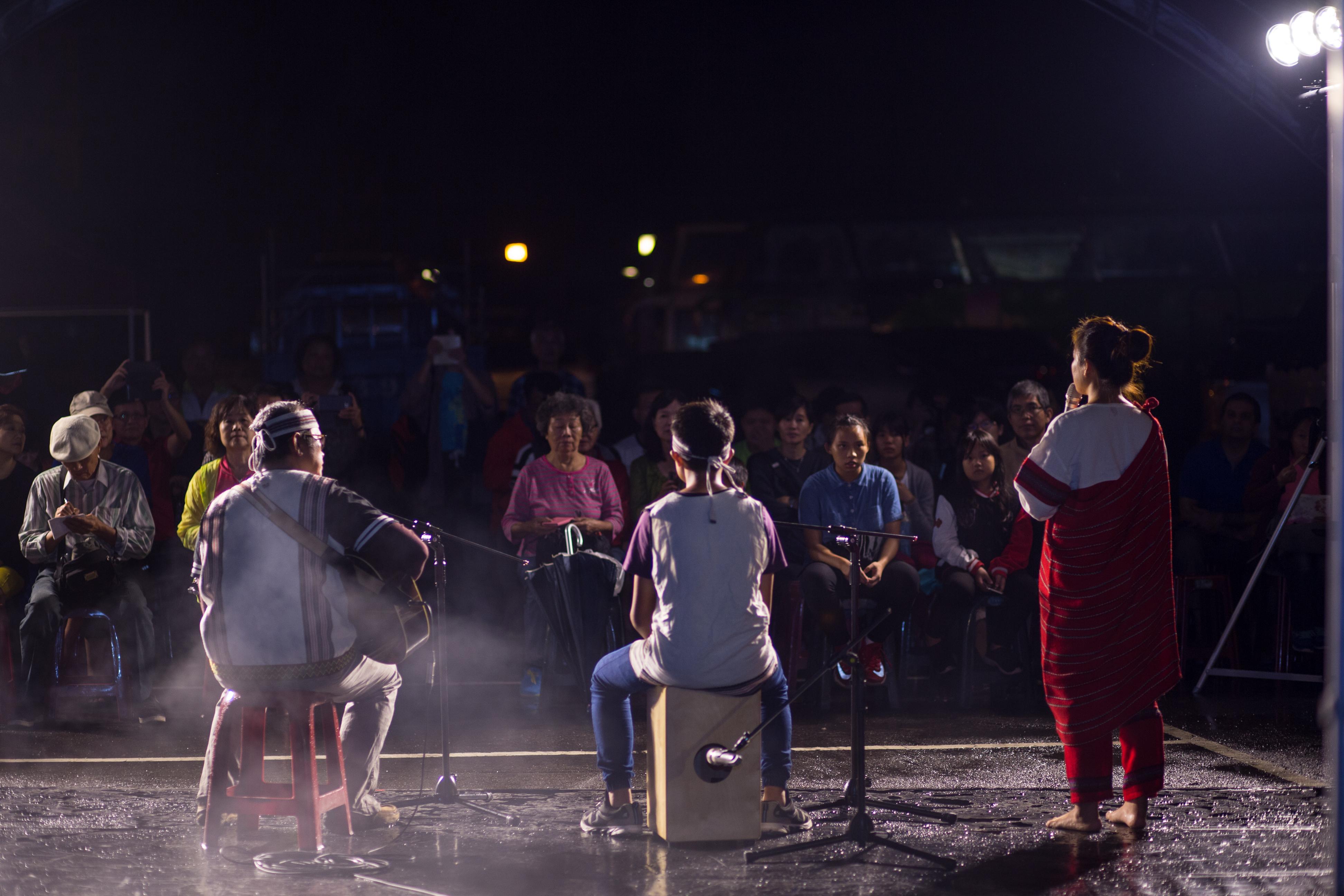 花都藝術季在谷關溫泉,原住民舞蹈,台中婚錄推薦2