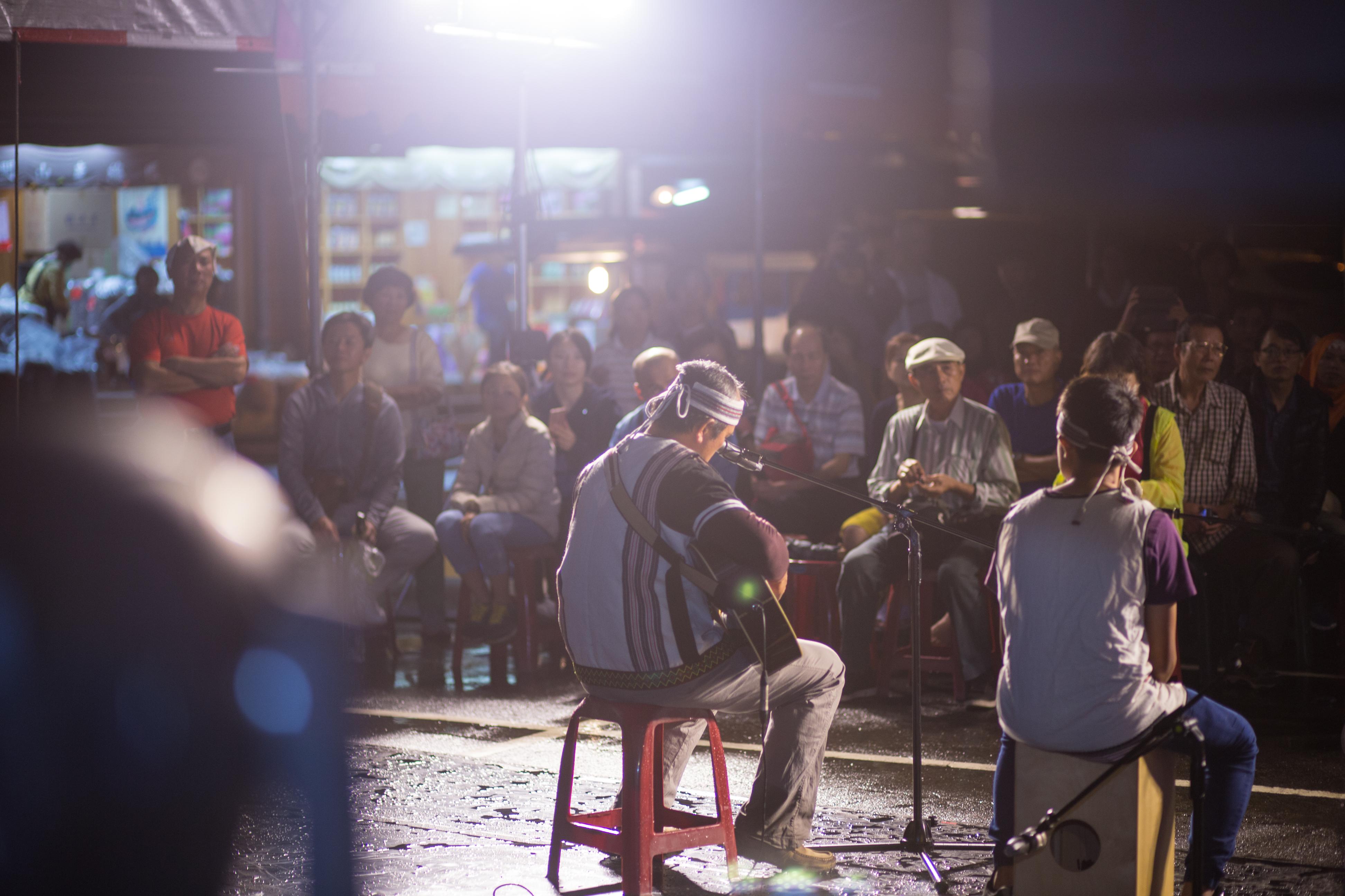 花都藝術季在谷關溫泉,原住民舞蹈,台中婚錄推薦3