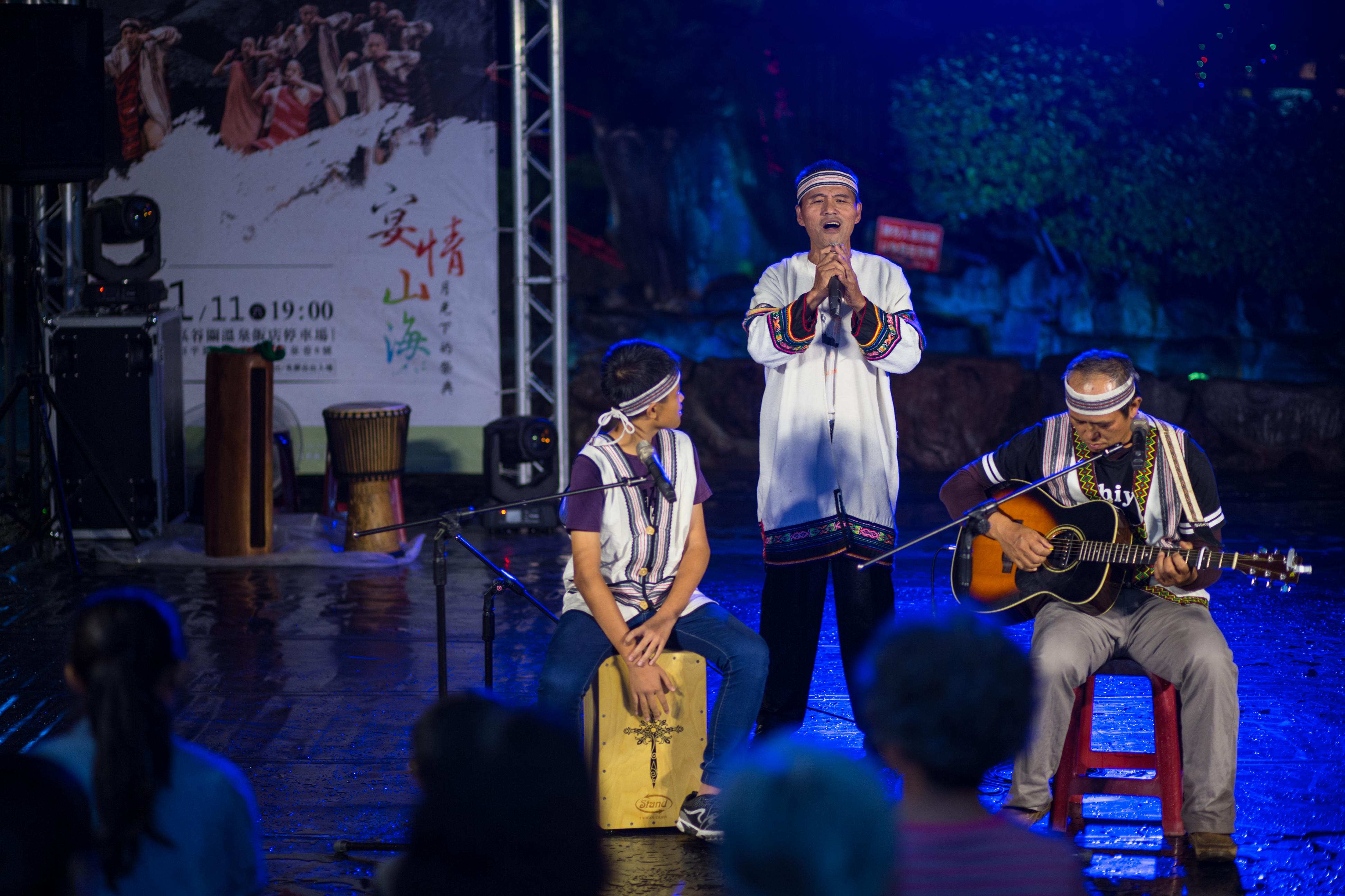 花都藝術季在谷關溫泉,原住民舞蹈,台中婚錄推薦5