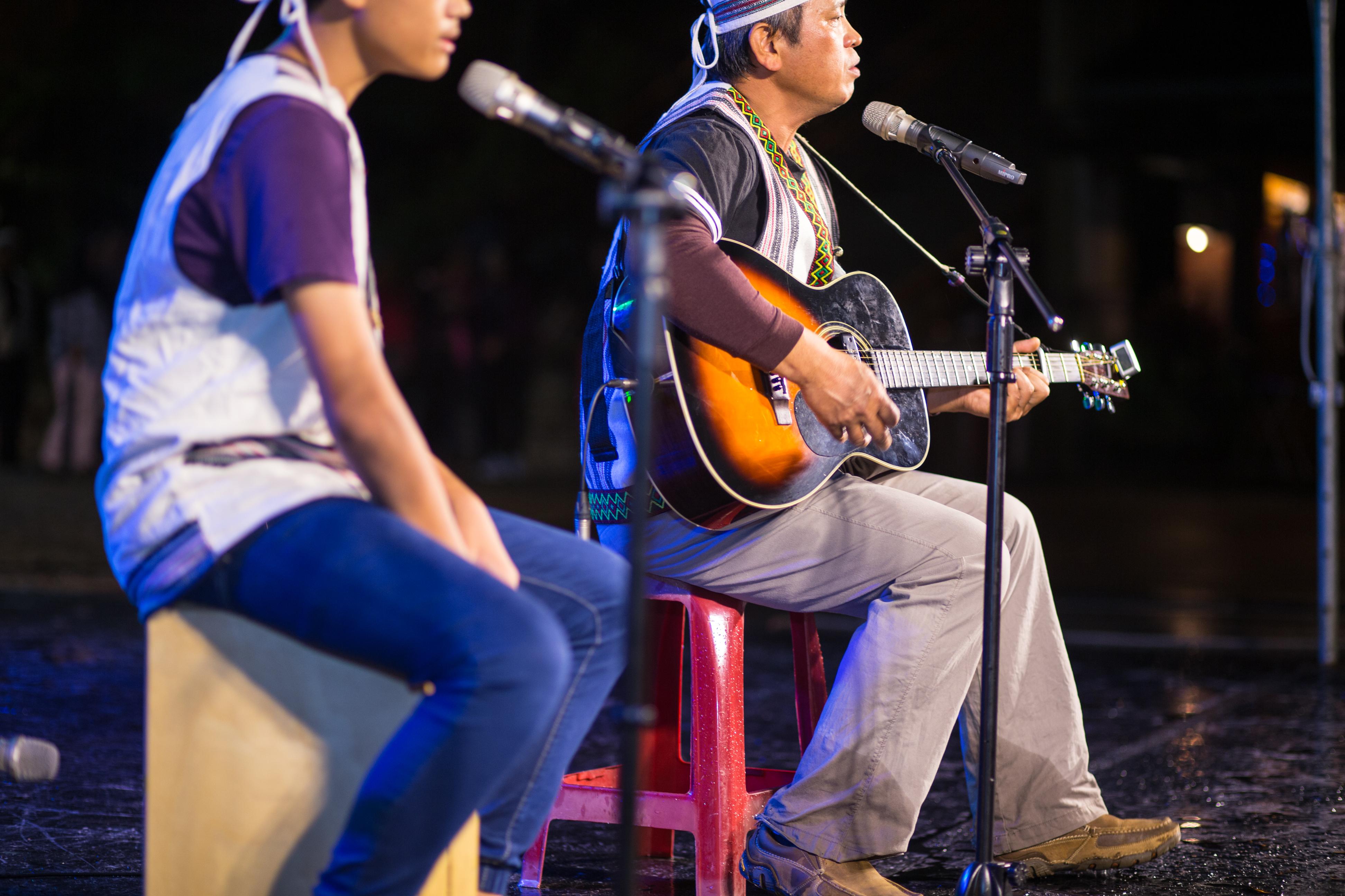 花都藝術季在谷關溫泉,原住民舞蹈,台中婚錄推薦6