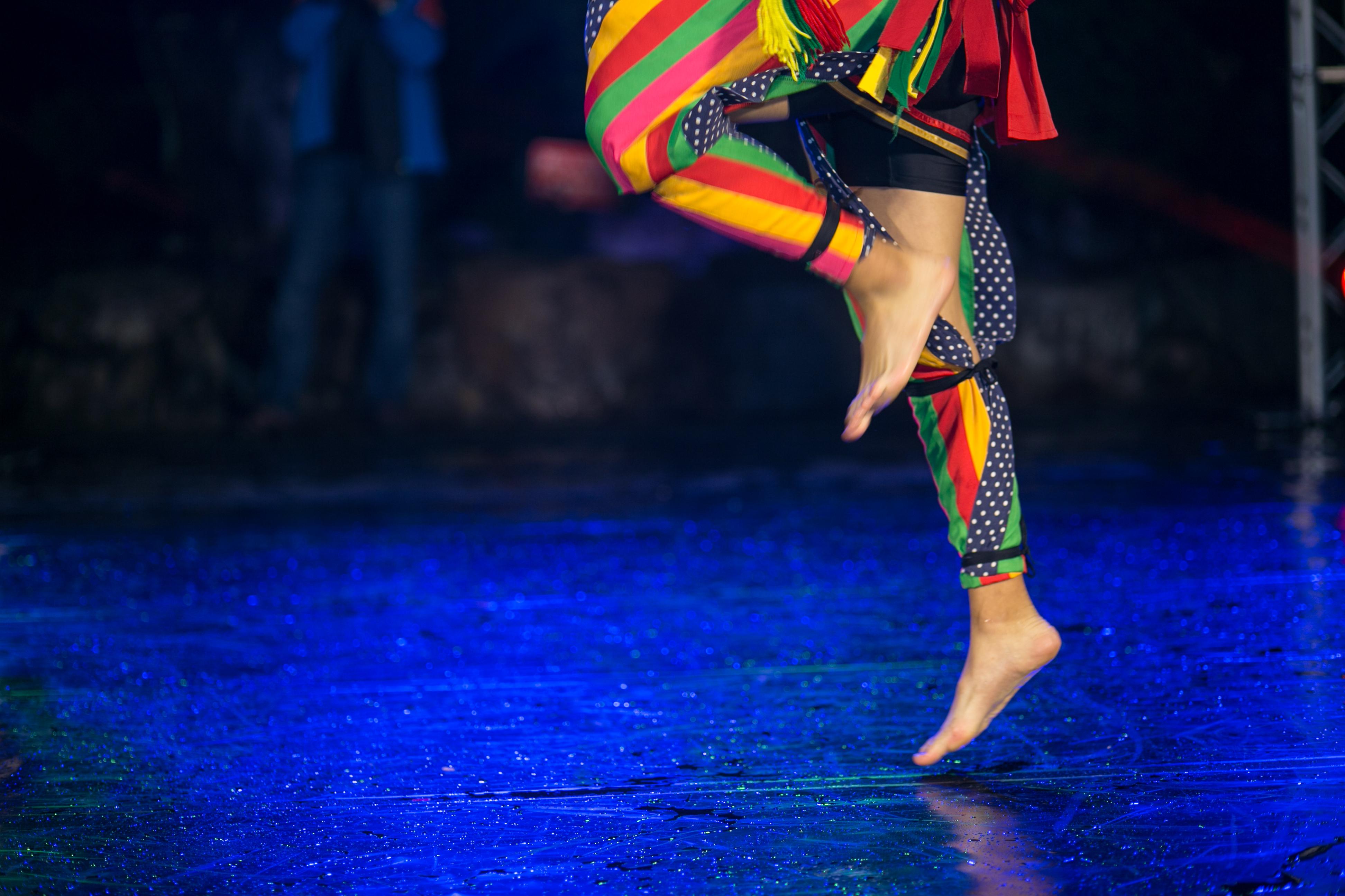 花都藝術季在谷關溫泉,原住民舞蹈,台中婚錄推薦12