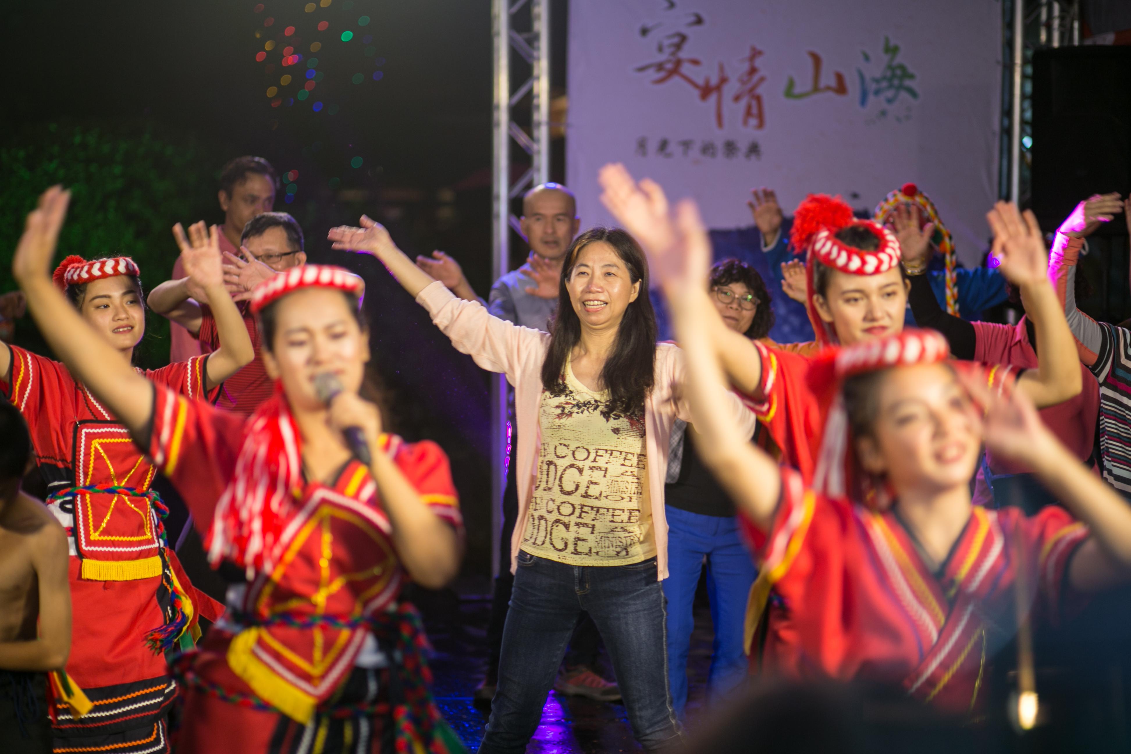 花都藝術季在谷關溫泉,原住民舞蹈,台中婚錄推薦16