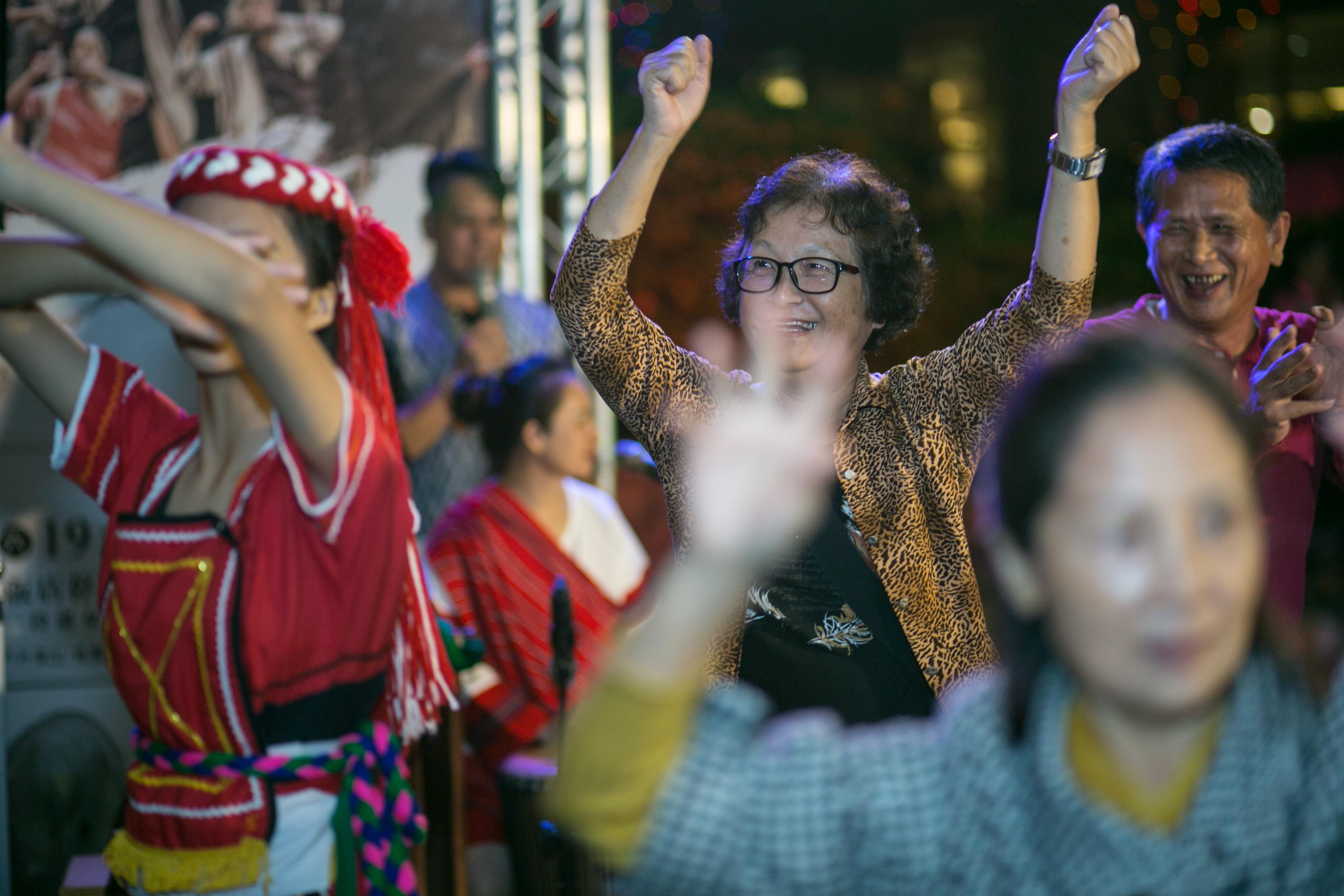 花都藝術季在谷關溫泉,原住民舞蹈,台中婚錄推薦17