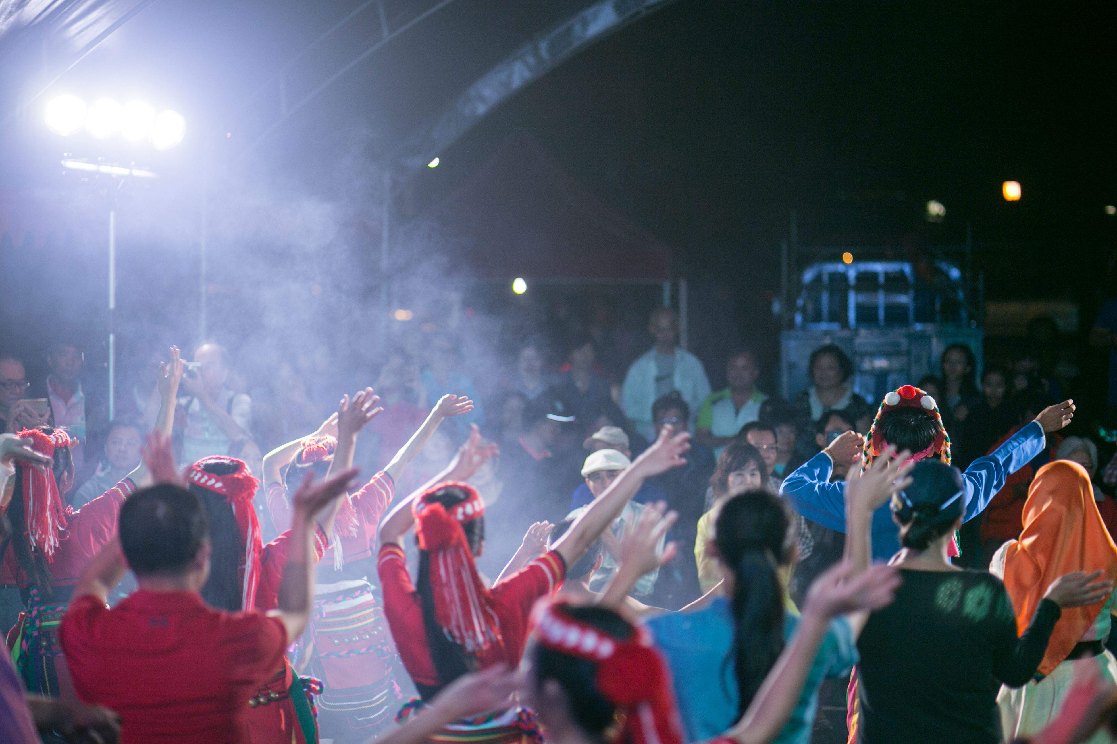 花都藝術季在谷關溫泉,原住民舞蹈,台中婚錄推薦18