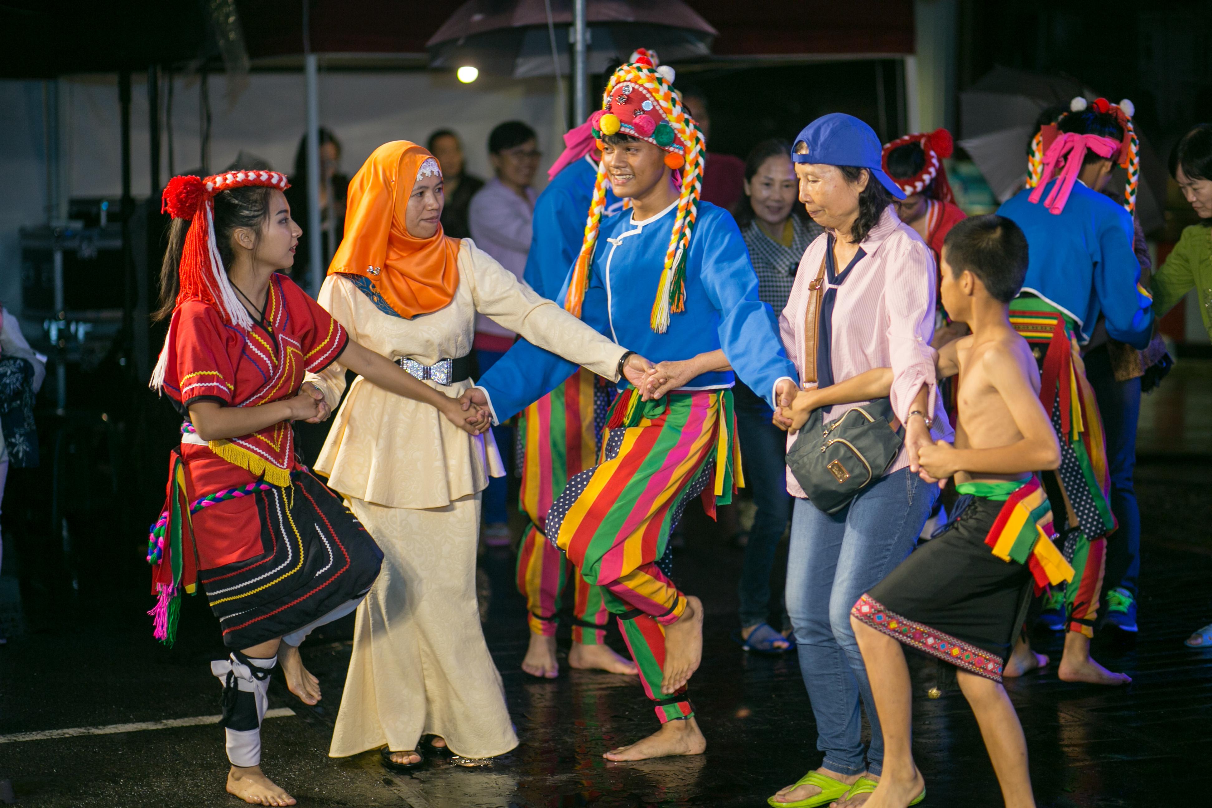 花都藝術季在谷關溫泉,原住民舞蹈,台中婚錄推薦19