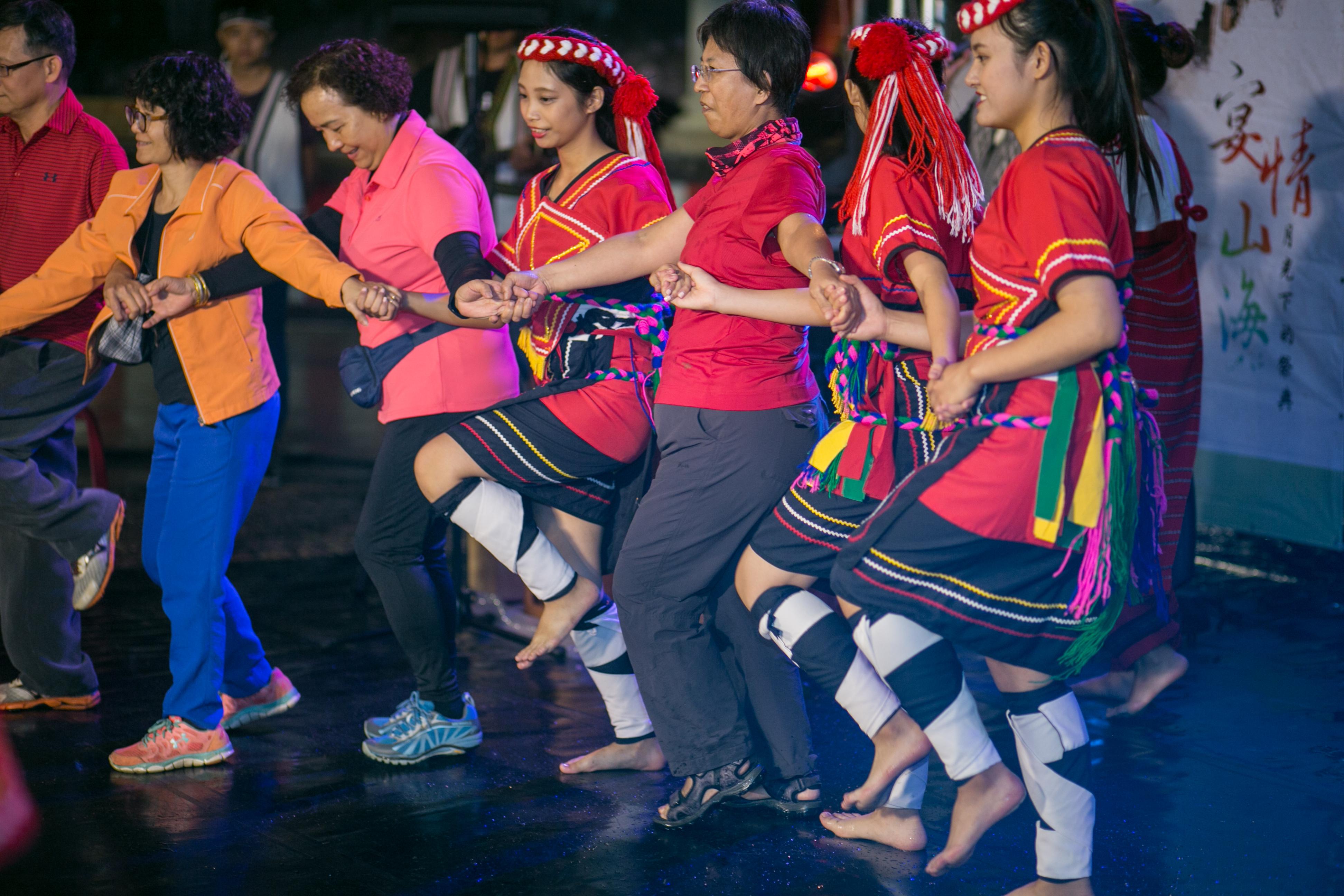 花都藝術季在谷關溫泉,原住民舞蹈,台中婚錄推薦20