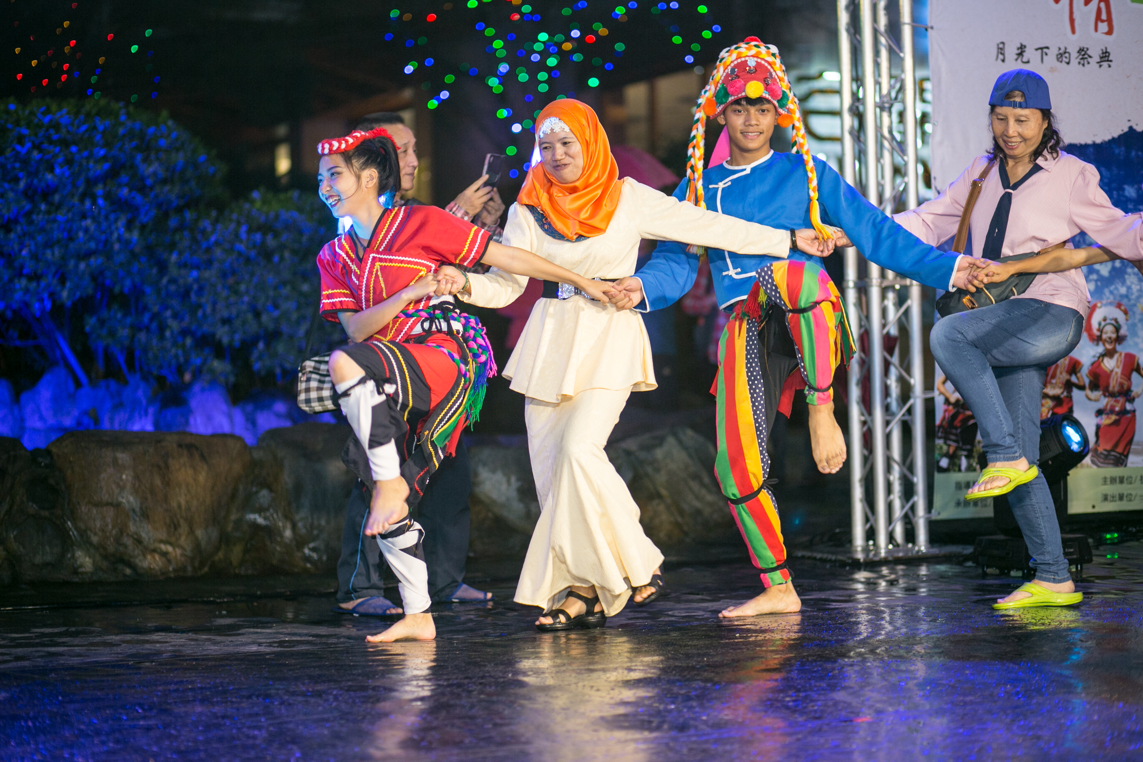 花都藝術季在谷關溫泉,原住民舞蹈,台中婚錄推薦22