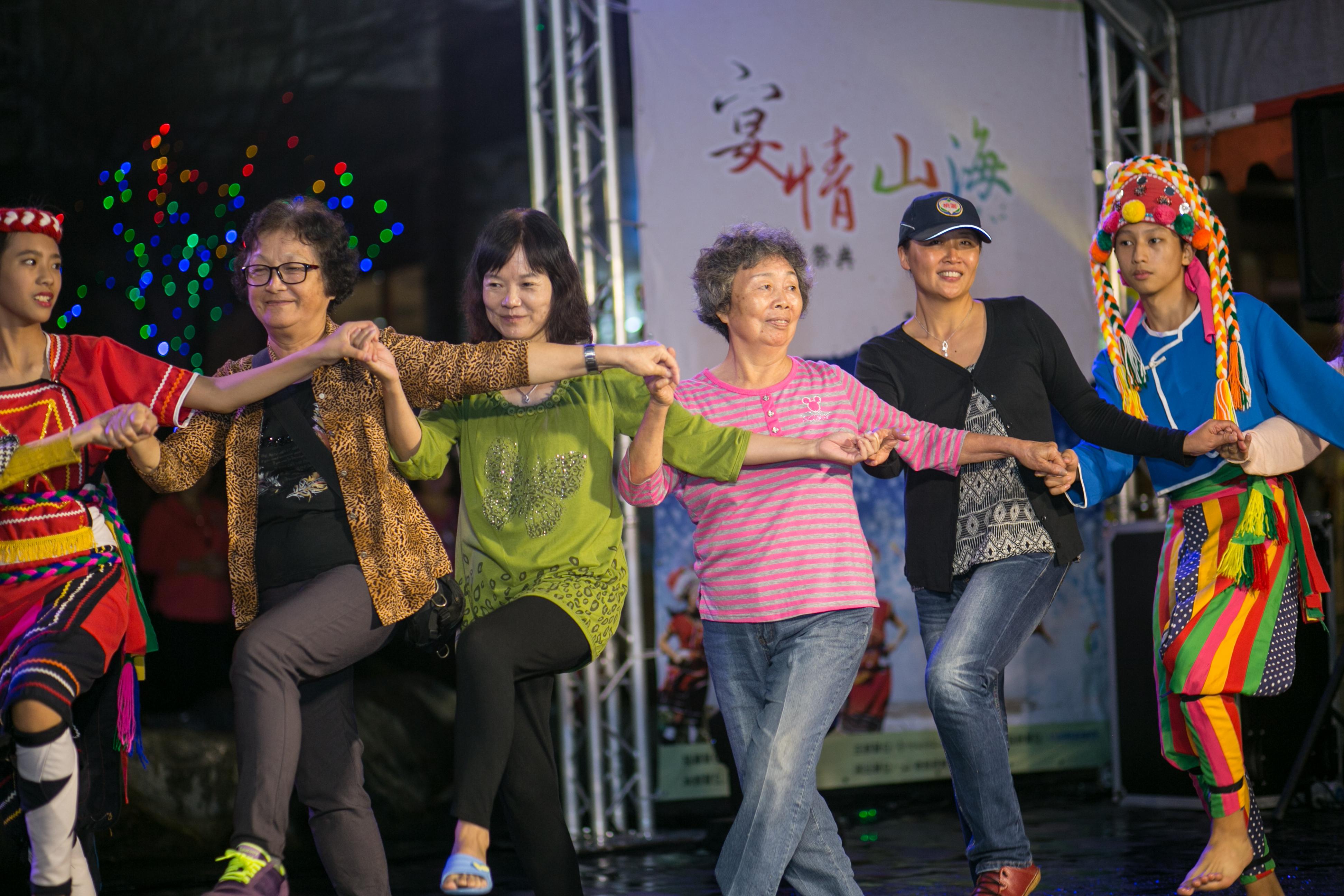 花都藝術季在谷關溫泉,原住民舞蹈,台中婚錄推薦23