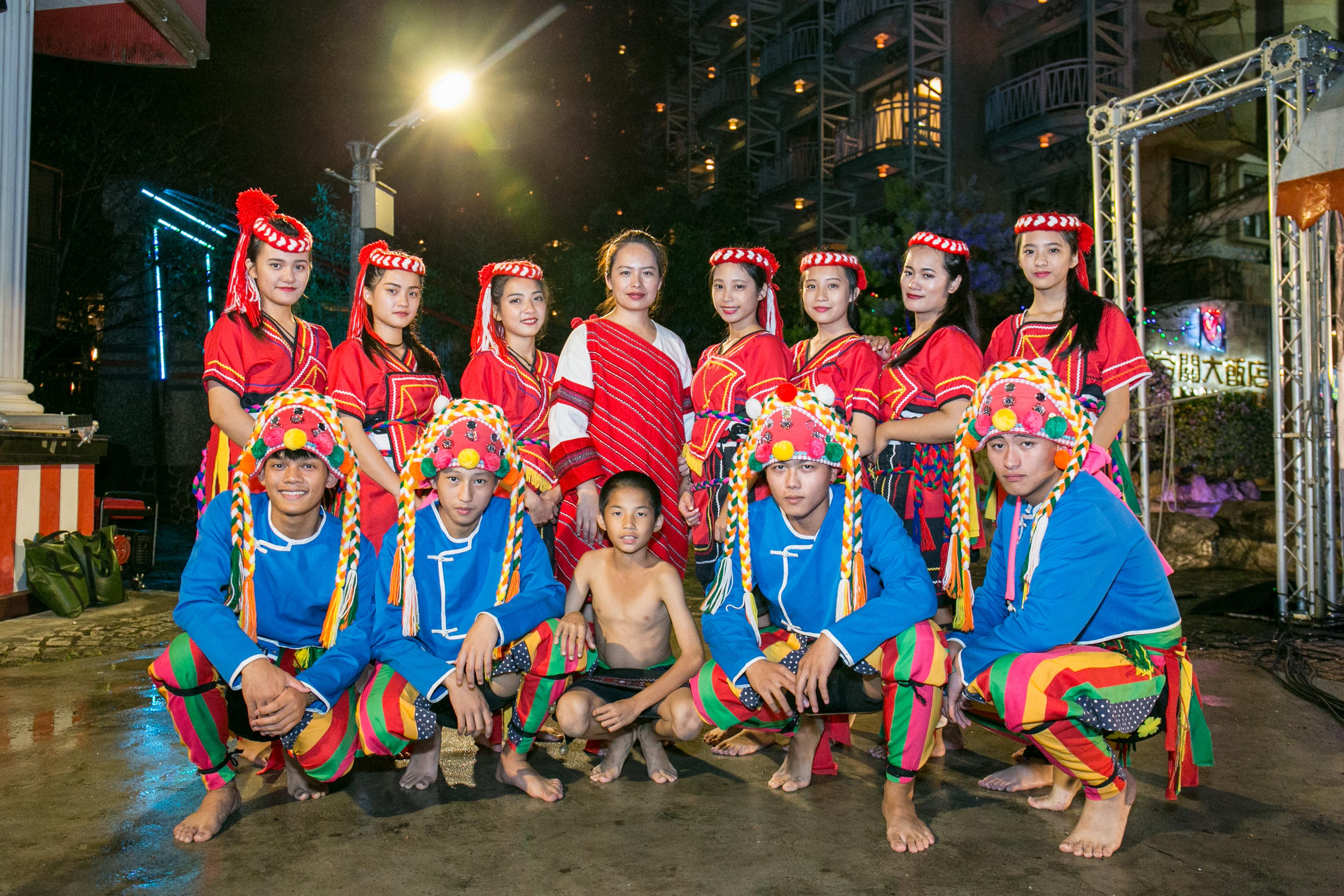 花都藝術季在谷關溫泉,原住民舞蹈,台中婚錄推薦24