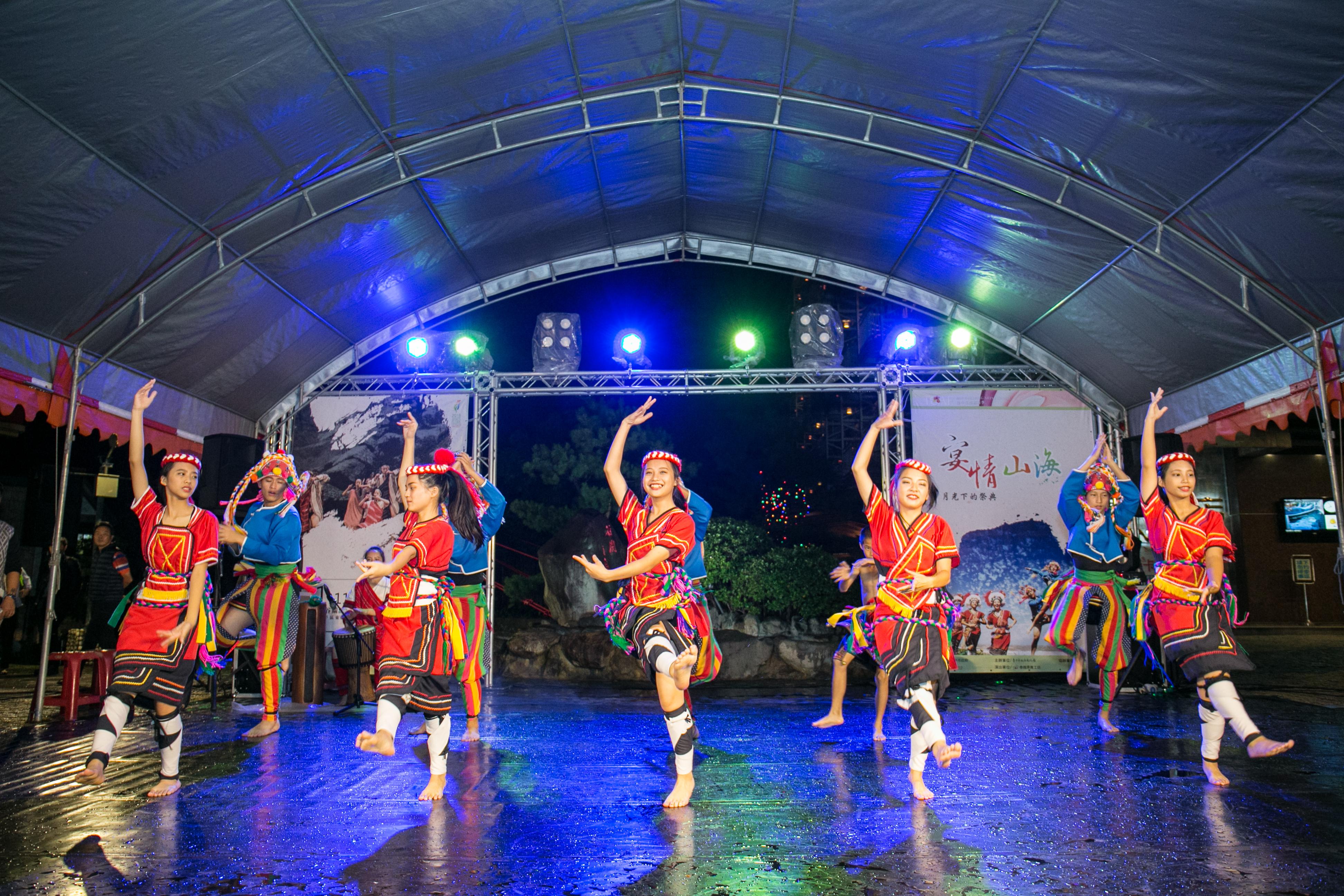 花都藝術季在谷關溫泉,原住民舞蹈,台中婚錄推薦26
