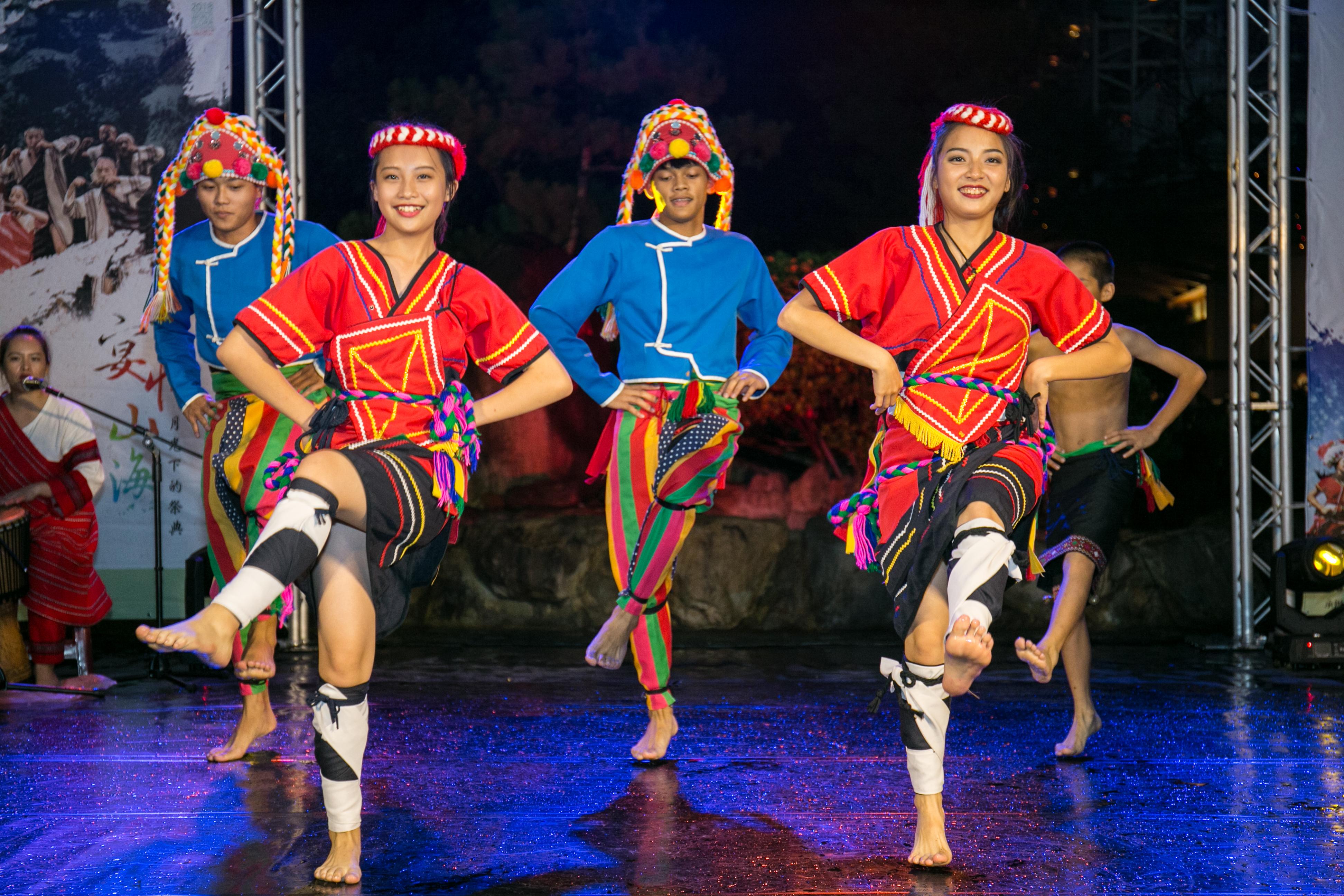 花都藝術季在谷關溫泉,原住民舞蹈,台中婚錄推薦28