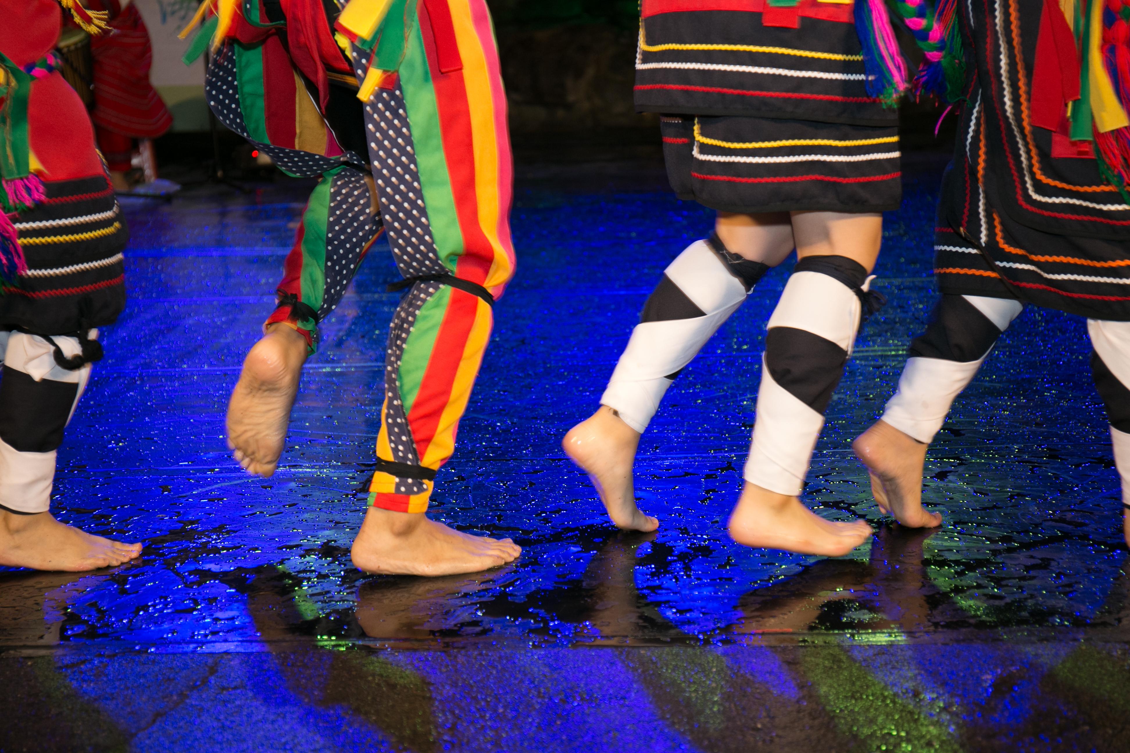 花都藝術季在谷關溫泉,原住民舞蹈,台中婚錄推薦29