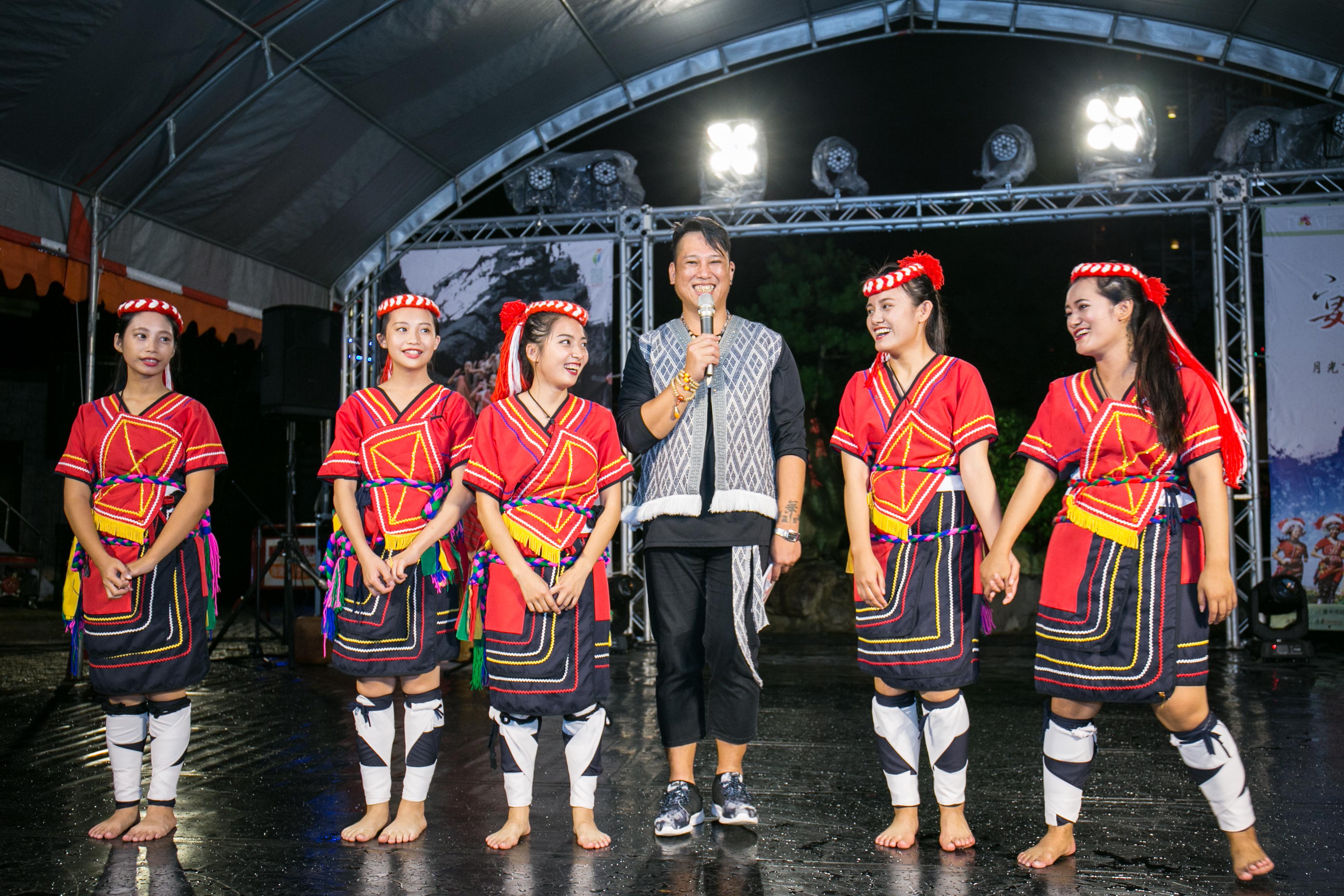 花都藝術季在谷關溫泉,原住民舞蹈,台中婚錄推薦34