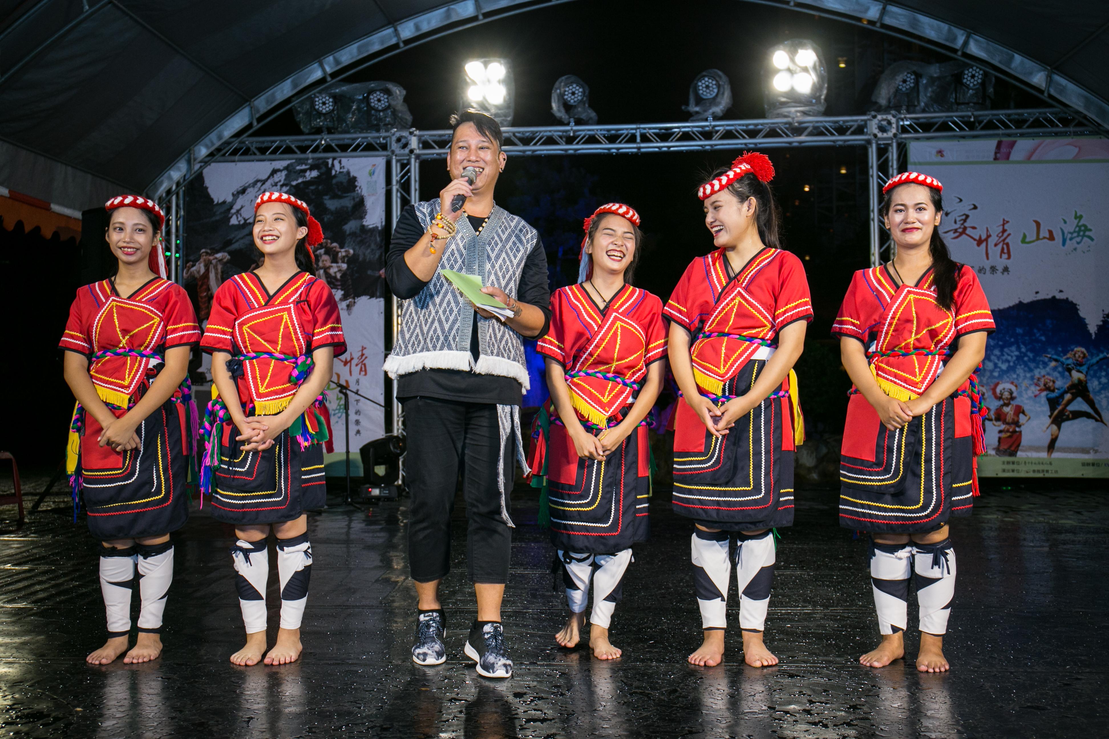 花都藝術季在谷關溫泉,原住民舞蹈,台中婚錄推薦35