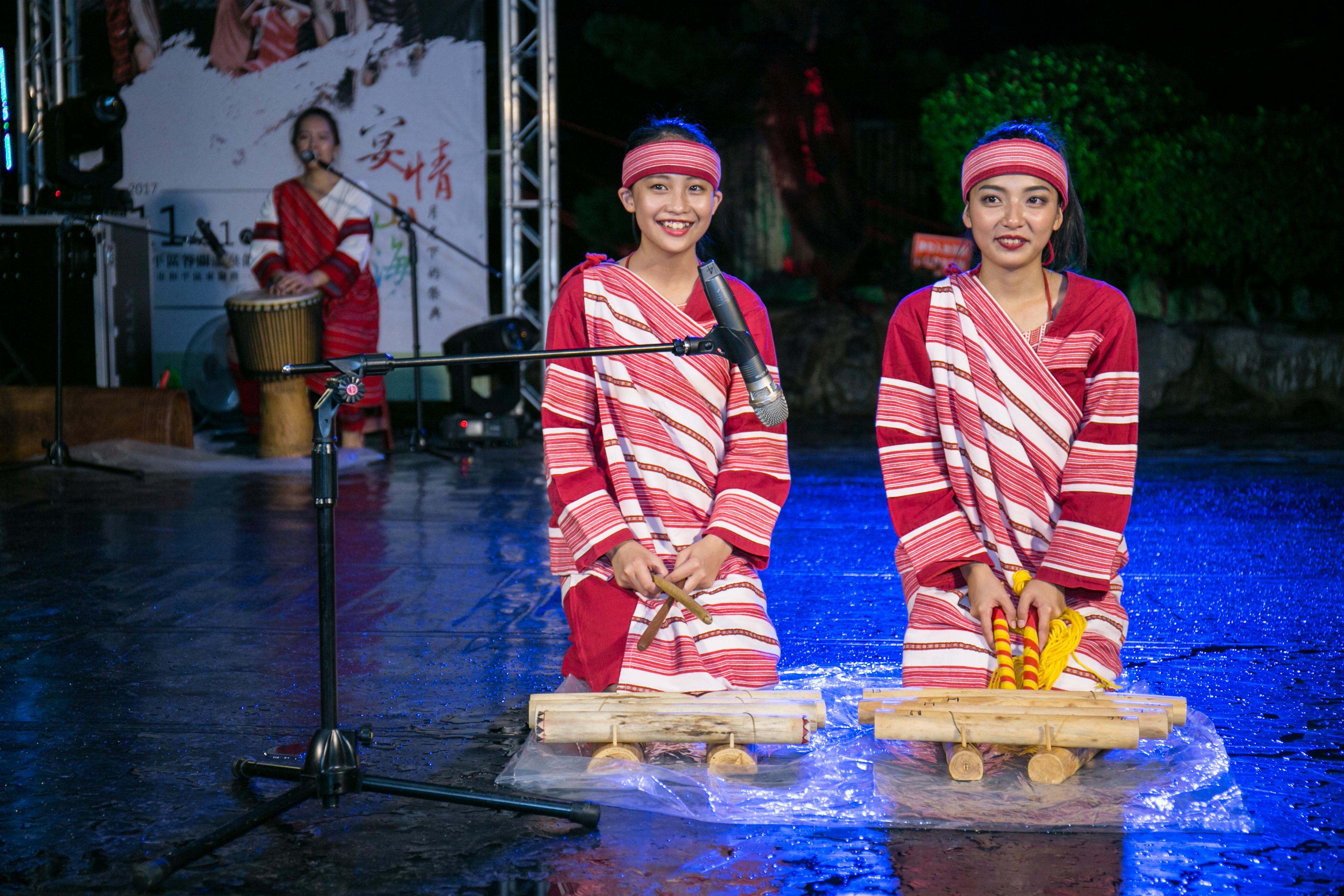 花都藝術季在谷關溫泉,原住民舞蹈,台中婚錄推薦39