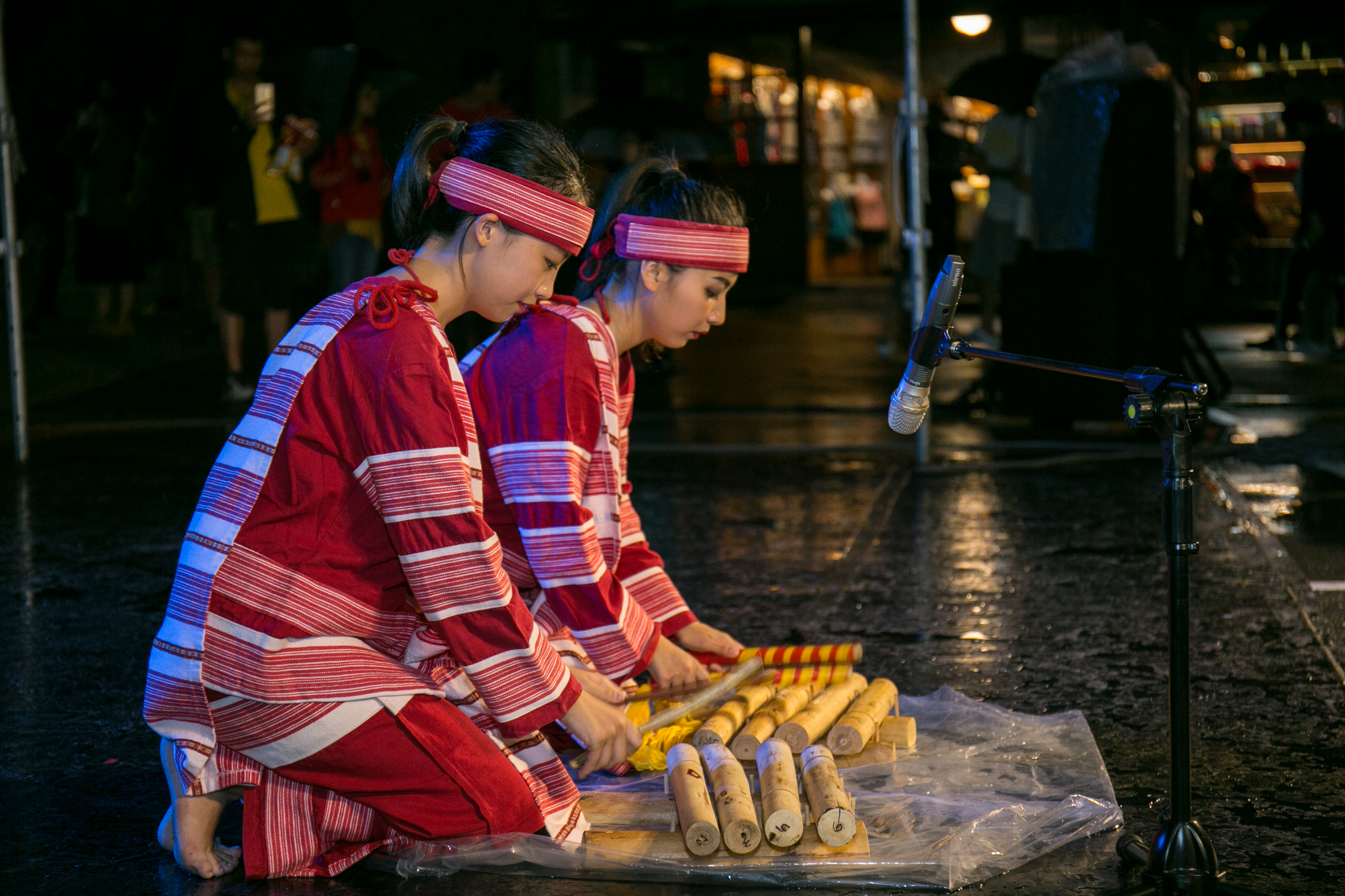 花都藝術季在谷關溫泉,原住民舞蹈,台中婚錄推薦40