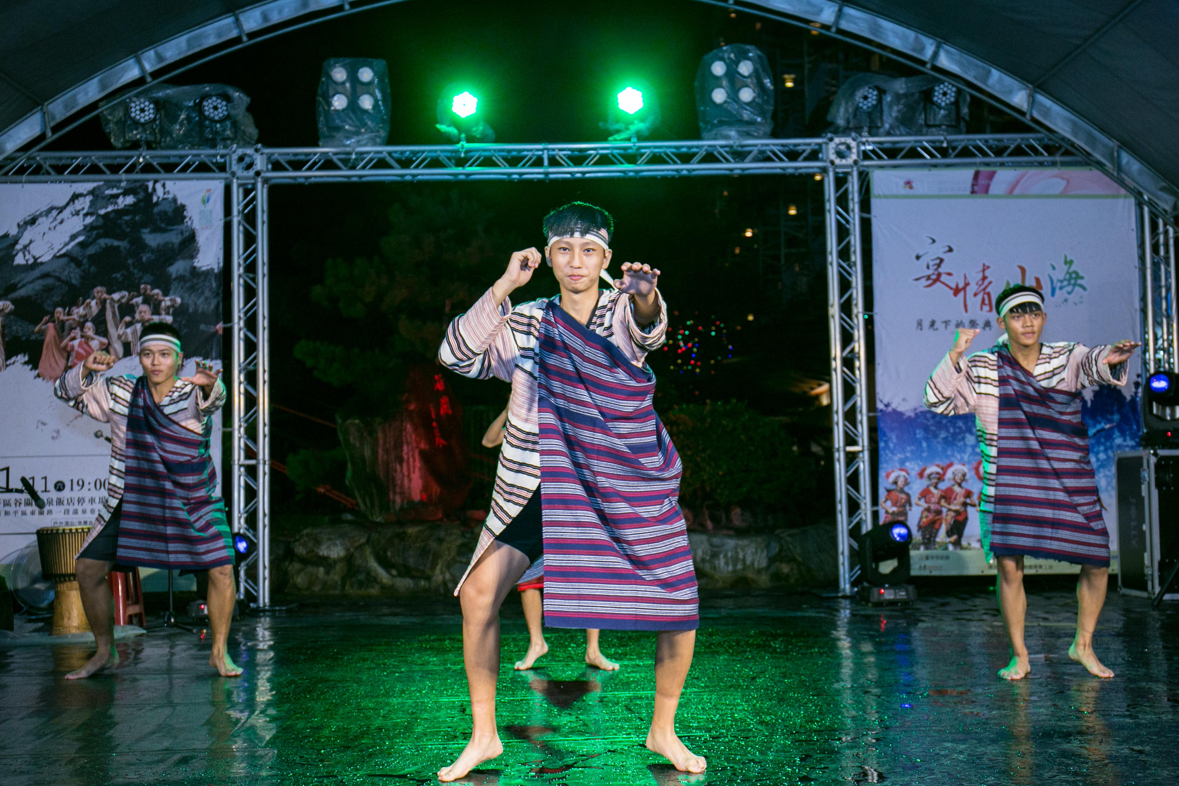 花都藝術季在谷關溫泉,原住民舞蹈,台中婚錄推薦41