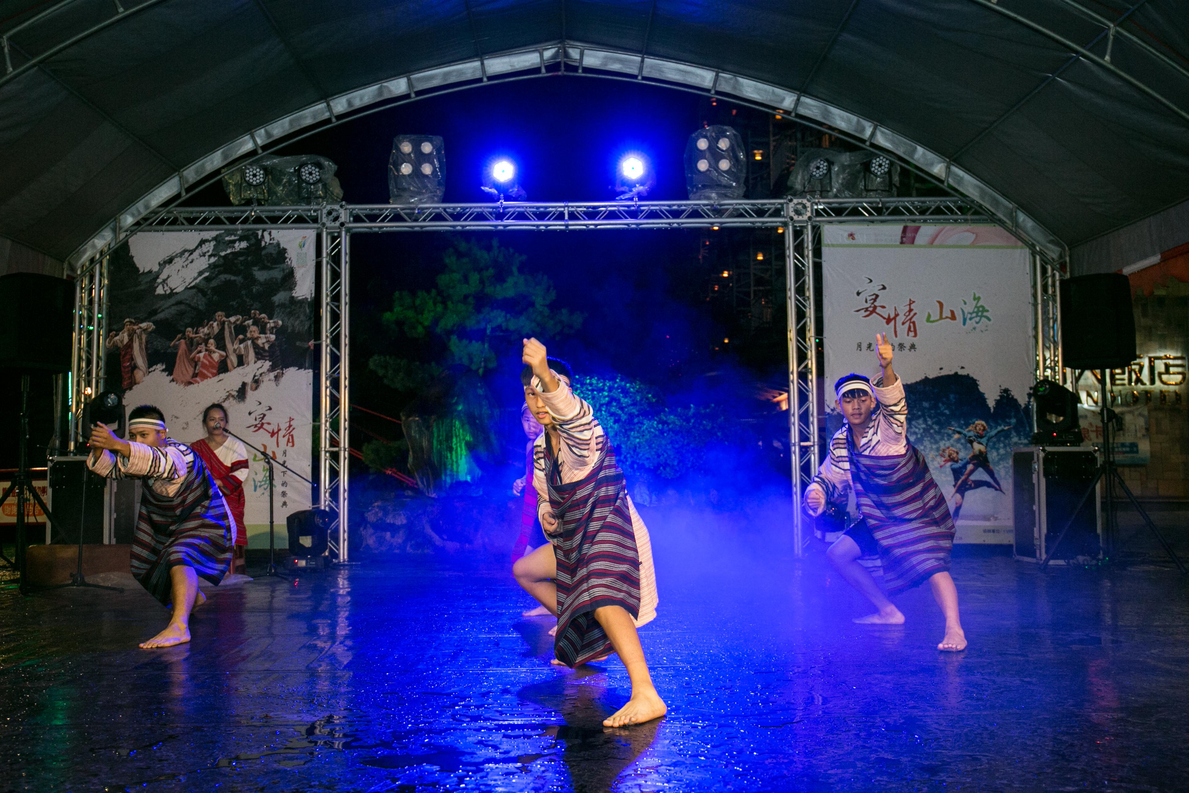 花都藝術季在谷關溫泉,原住民舞蹈,台中婚錄推薦42