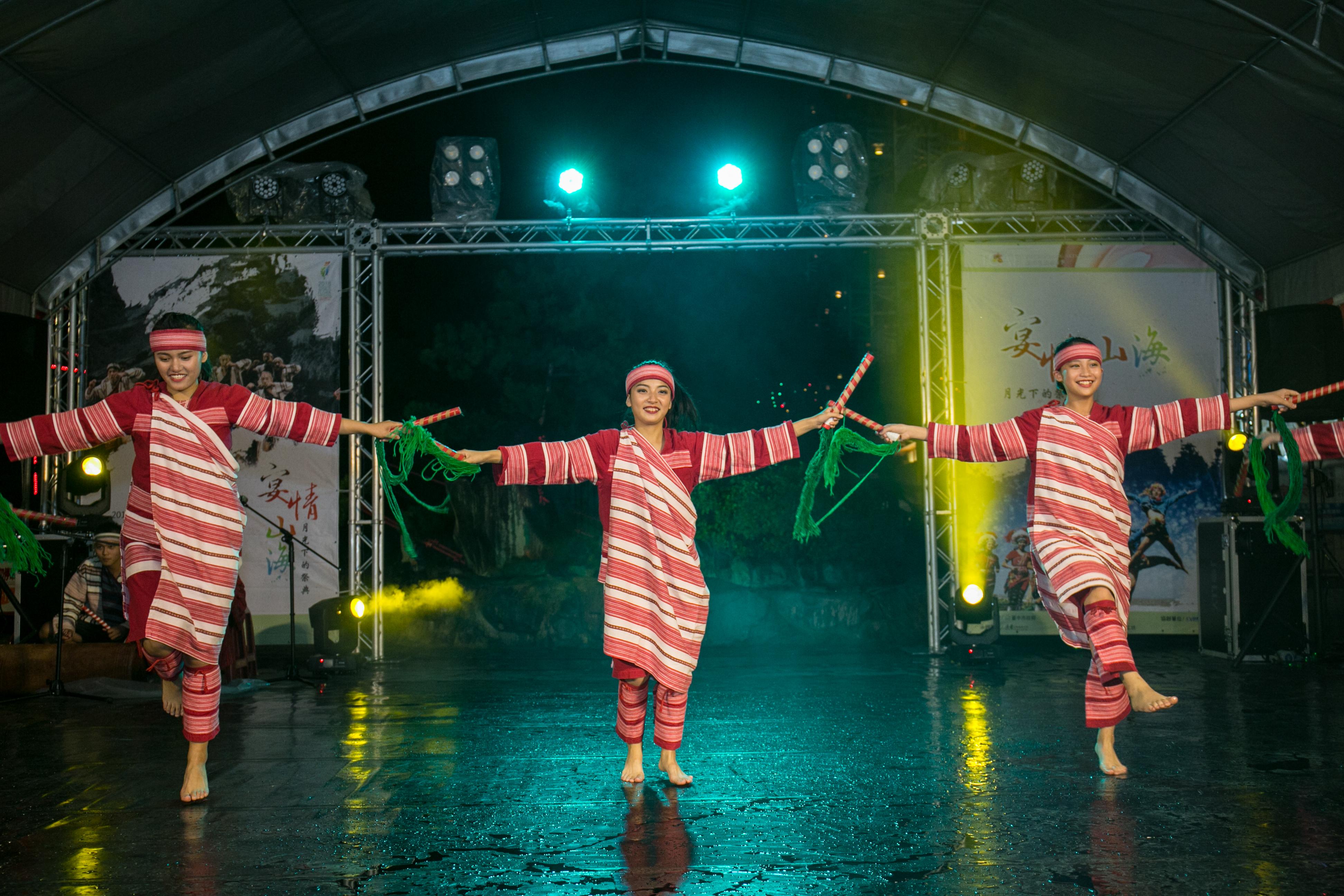 花都藝術季在谷關溫泉,原住民舞蹈,台中婚錄推薦43