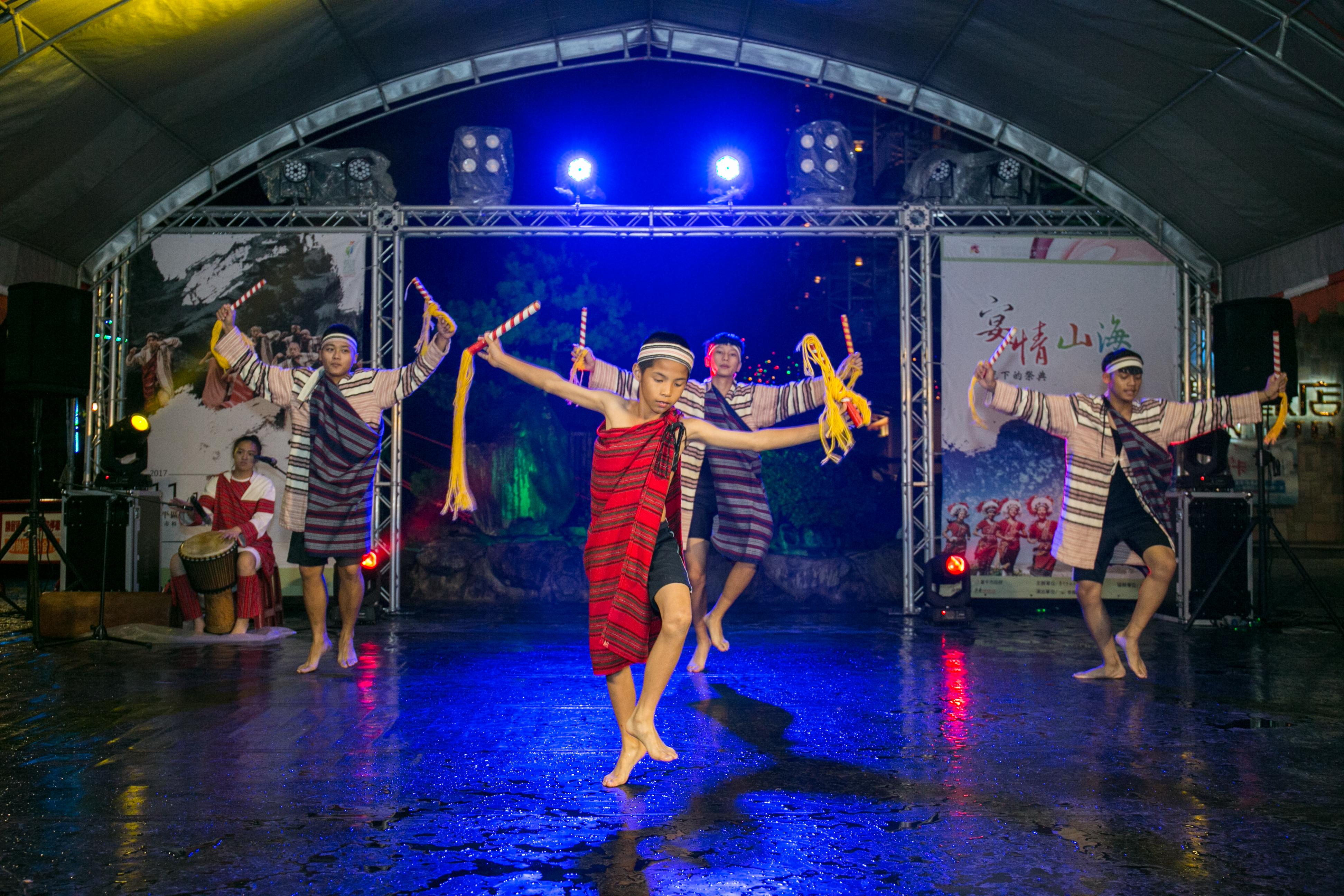 花都藝術季在谷關溫泉,原住民舞蹈,台中婚錄推薦44