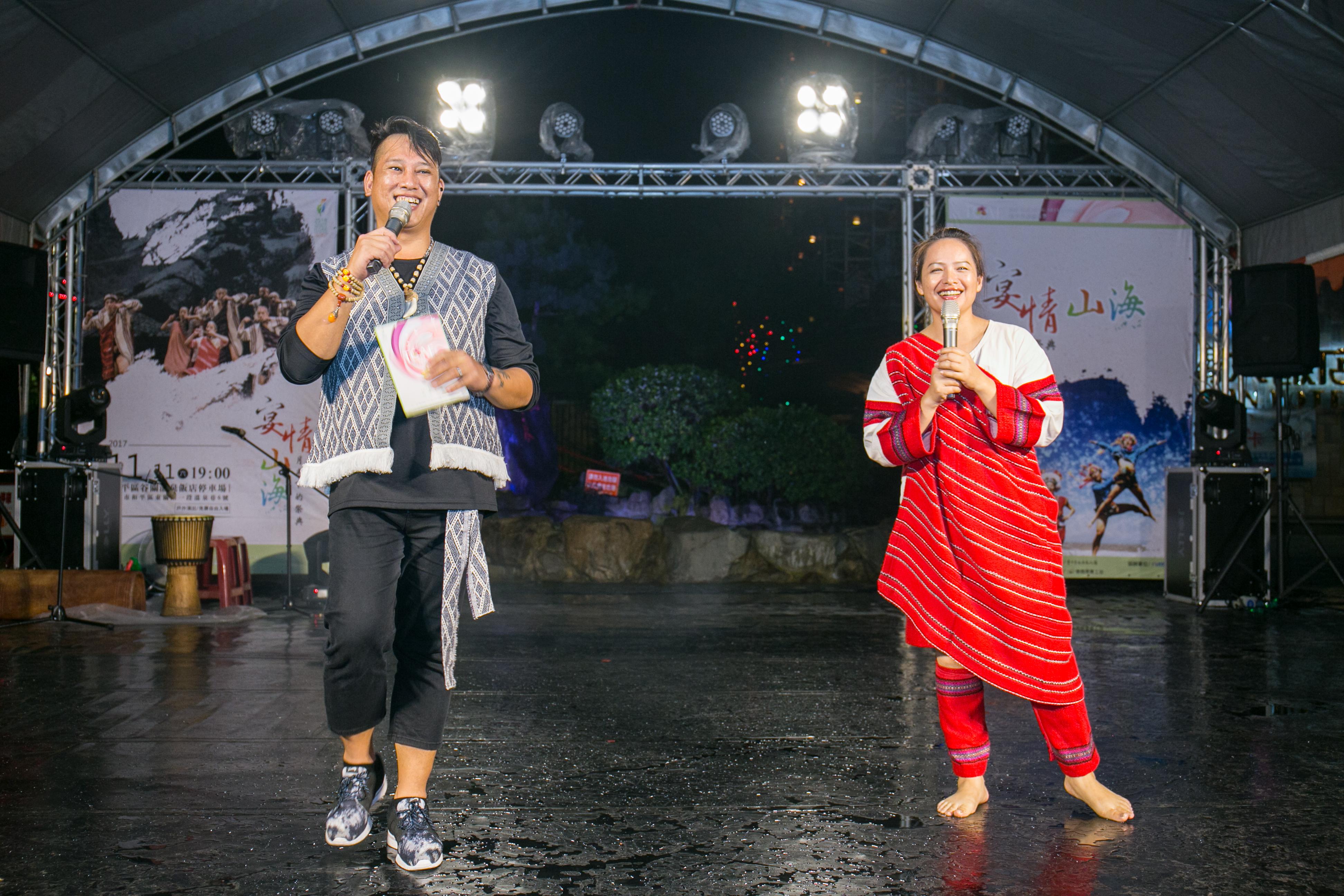 花都藝術季在谷關溫泉,原住民舞蹈,台中婚錄推薦46