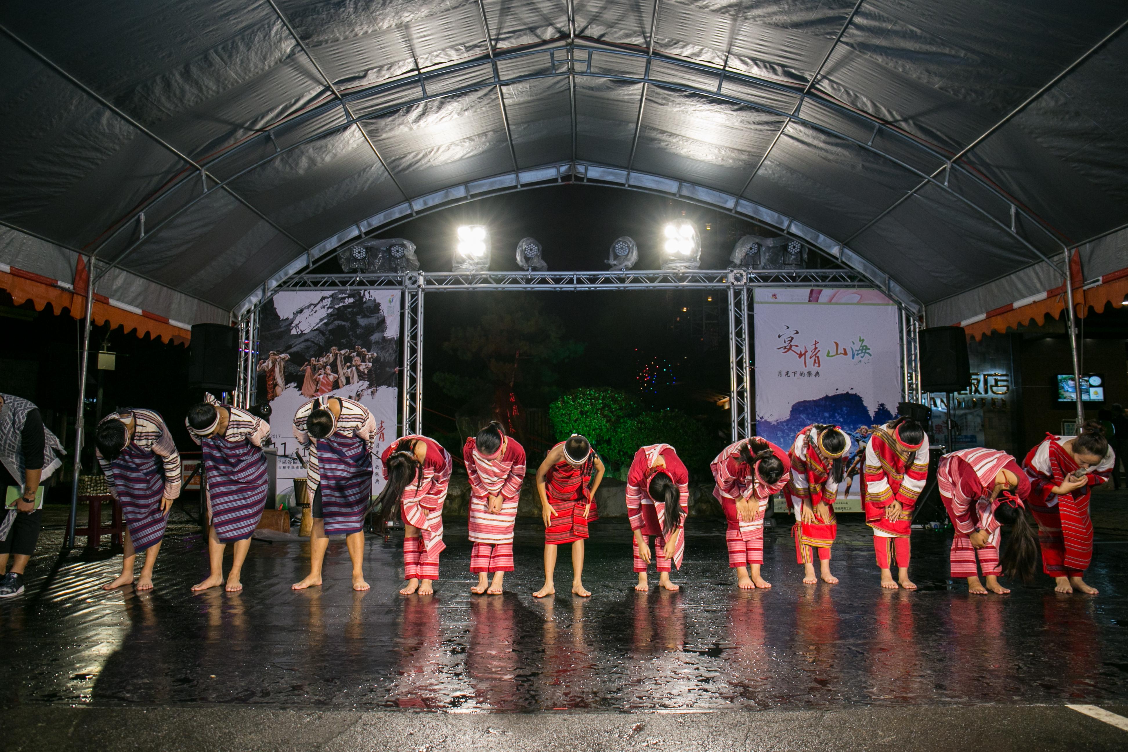 花都藝術季在谷關溫泉,原住民舞蹈,台中婚錄推薦47