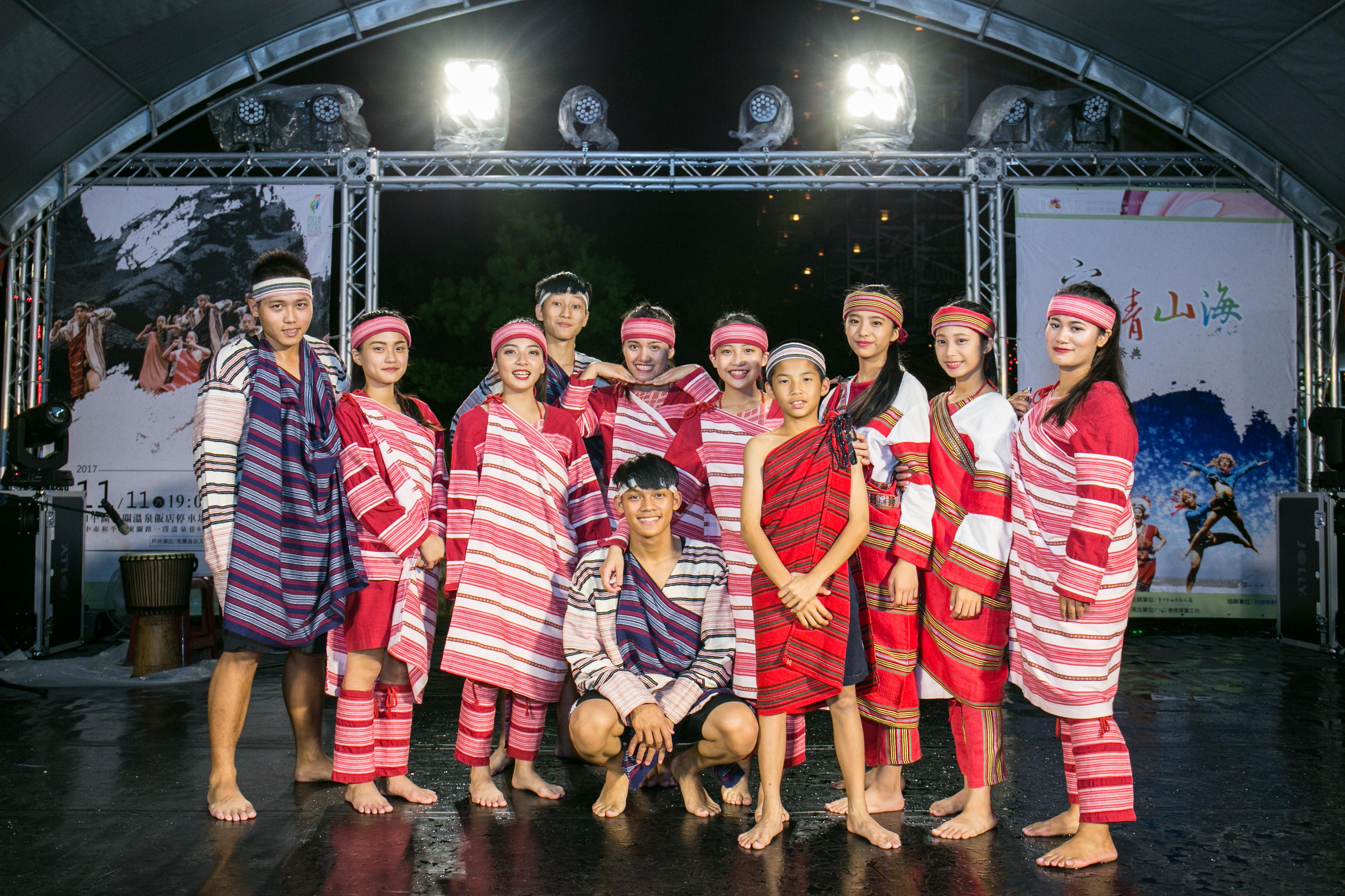 花都藝術季在谷關溫泉,原住民舞蹈,台中婚錄推薦48