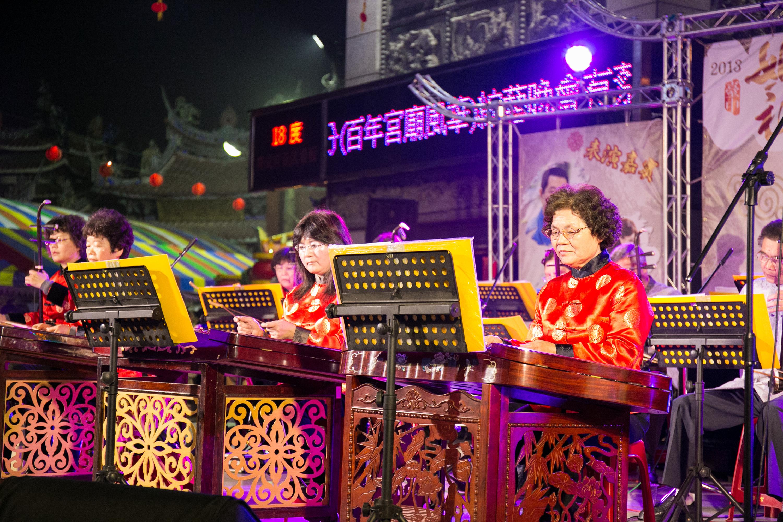 臺中媽祖國際觀光文化節在樂成宮,活動紀錄拍攝者台中婚錄張西米3