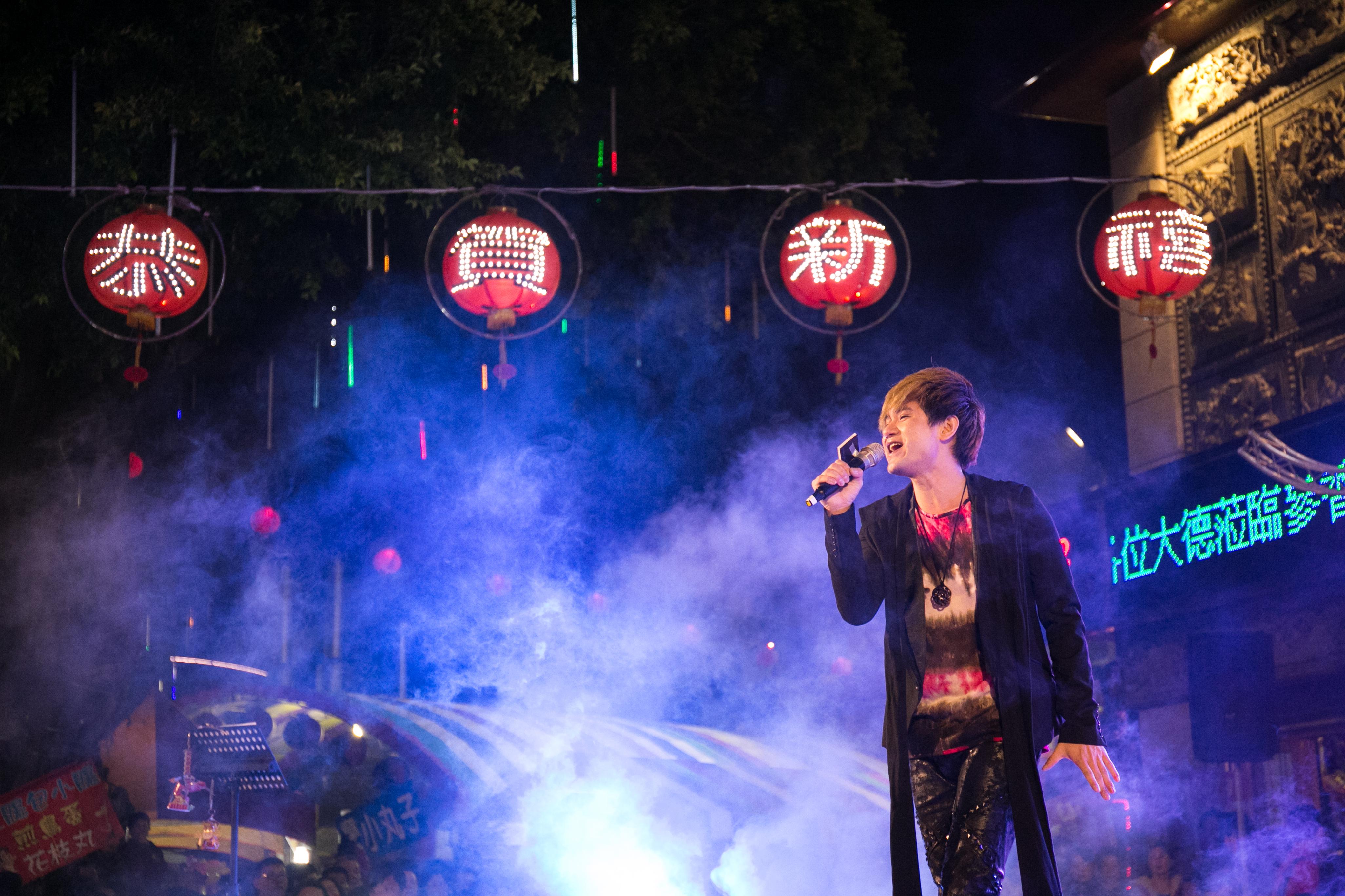 臺中媽祖國際觀光文化節在樂成宮,活動紀錄拍攝者台中婚錄張西米9