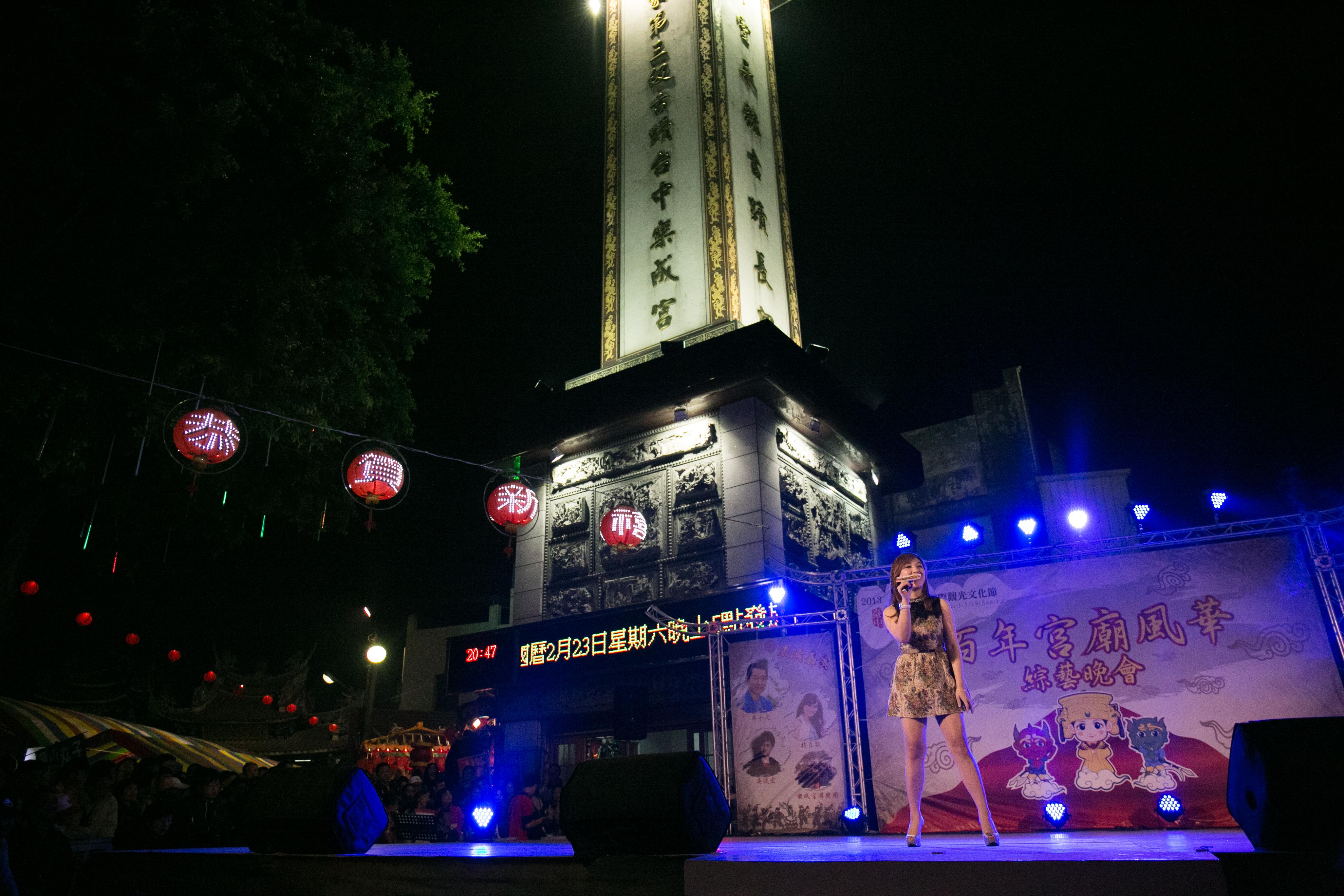 臺中媽祖國際觀光文化節在樂成宮,活動紀錄拍攝者台中婚錄張西米14