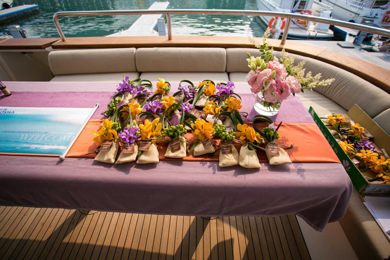 亞果遊艇俱樂部一日遊在高雄,台中婚錄張西米9