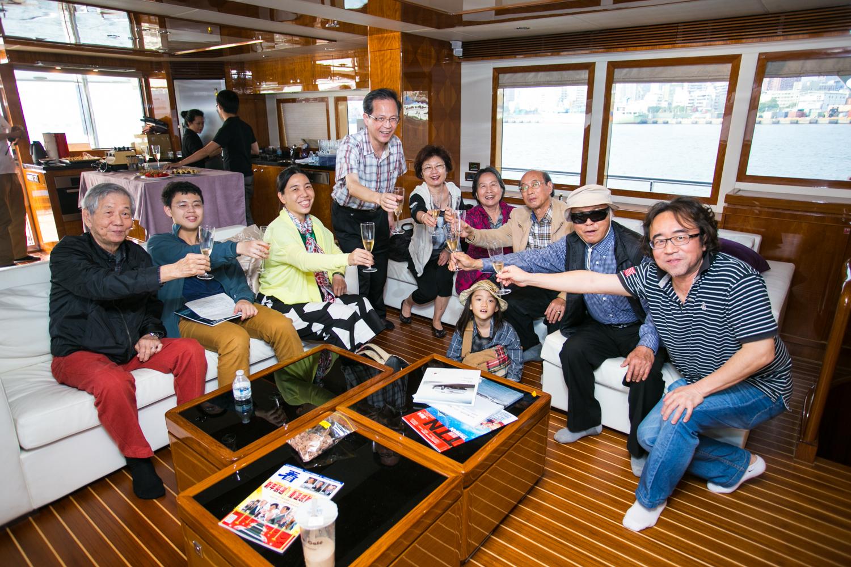 亞果遊艇俱樂部一日遊在高雄,台中婚錄張西米34