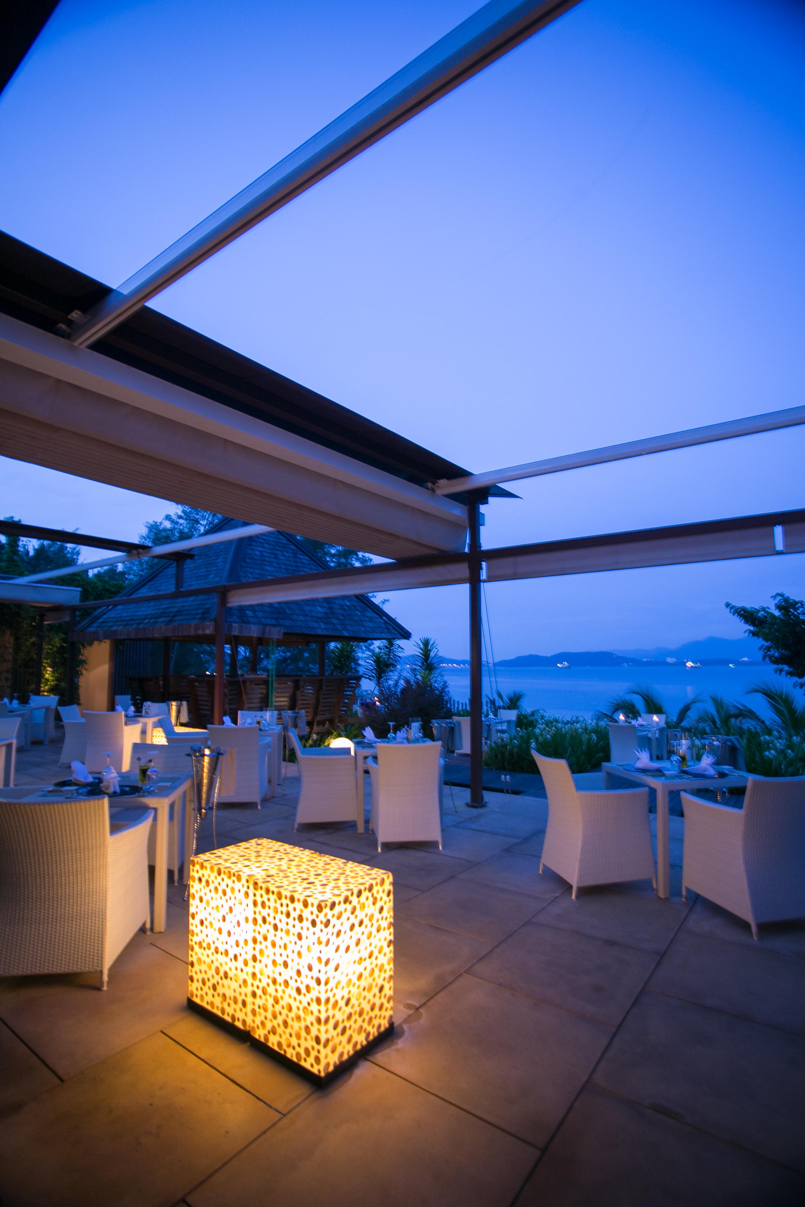 Gaya Island Resort加雅島的商業拍攝1