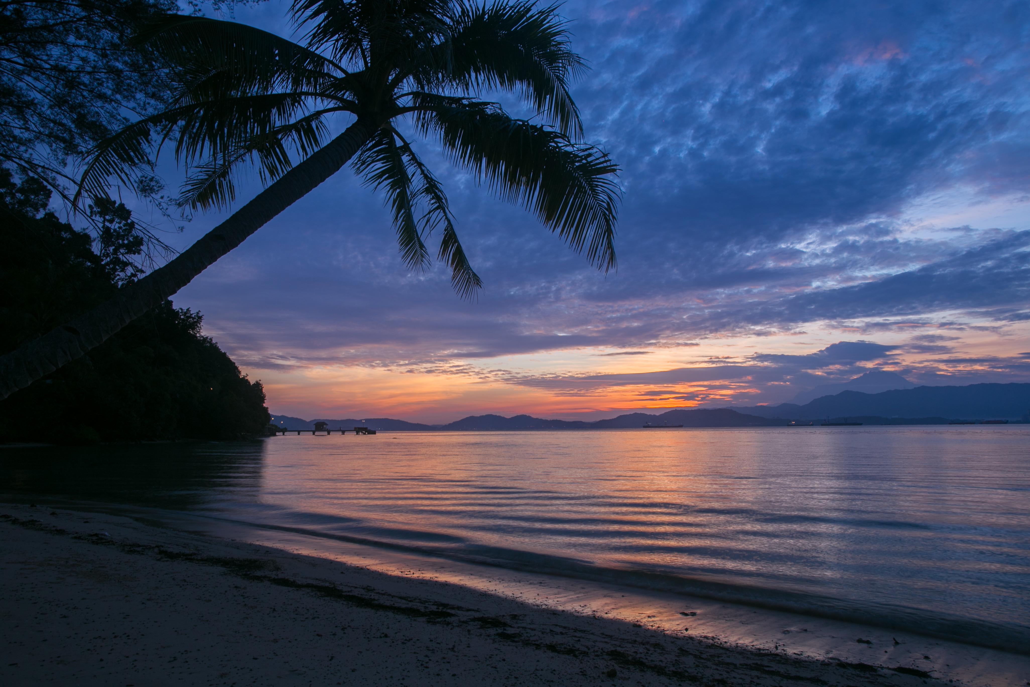 Gaya Island Resort加雅島的商業拍攝9