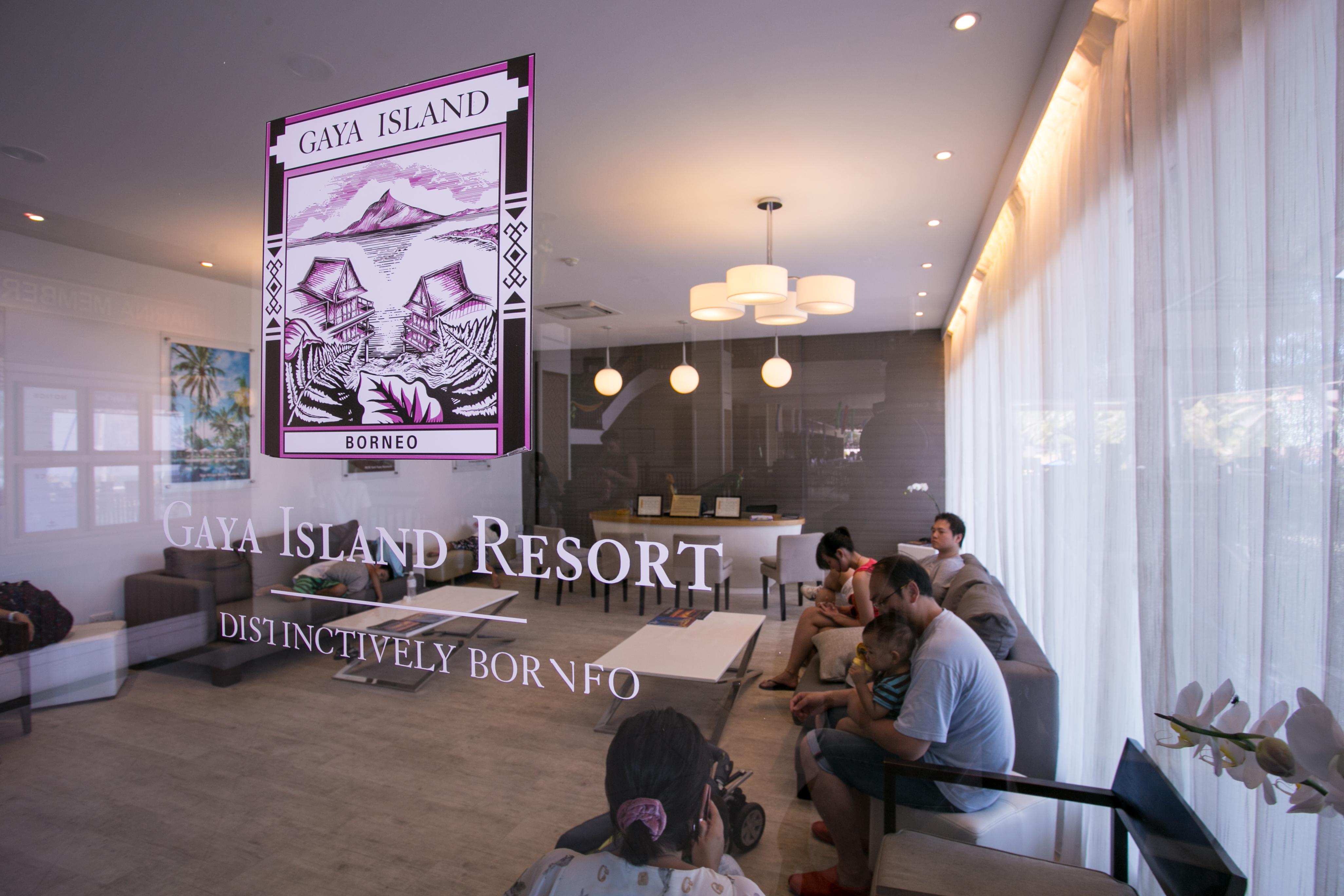 Gaya Island Resort加雅島的商業拍攝31