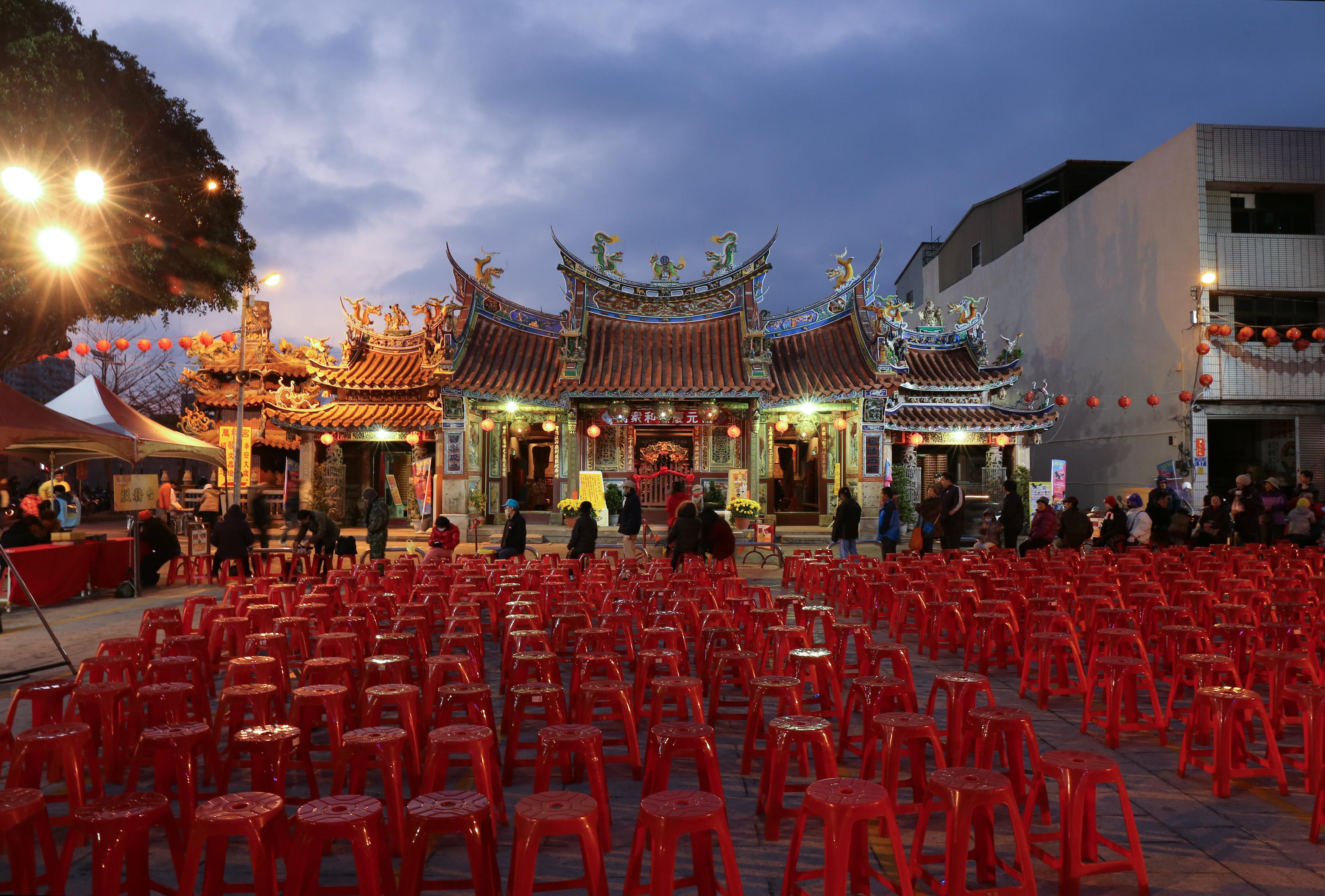 台中媽祖國際觀光文化節在萬和宮,台中婚錄推薦1