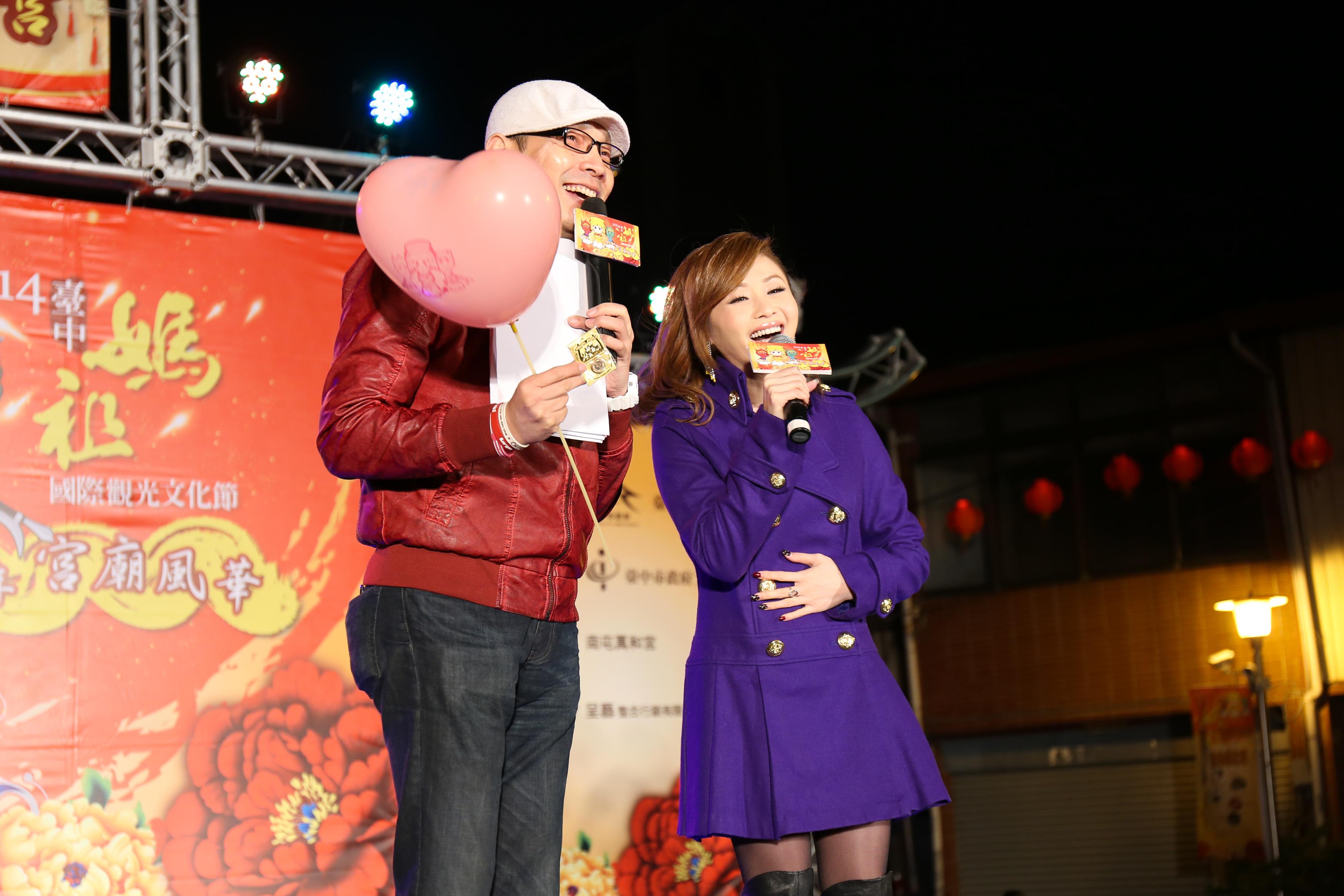 台中媽祖國際觀光文化節在萬和宮,台中婚錄推薦2