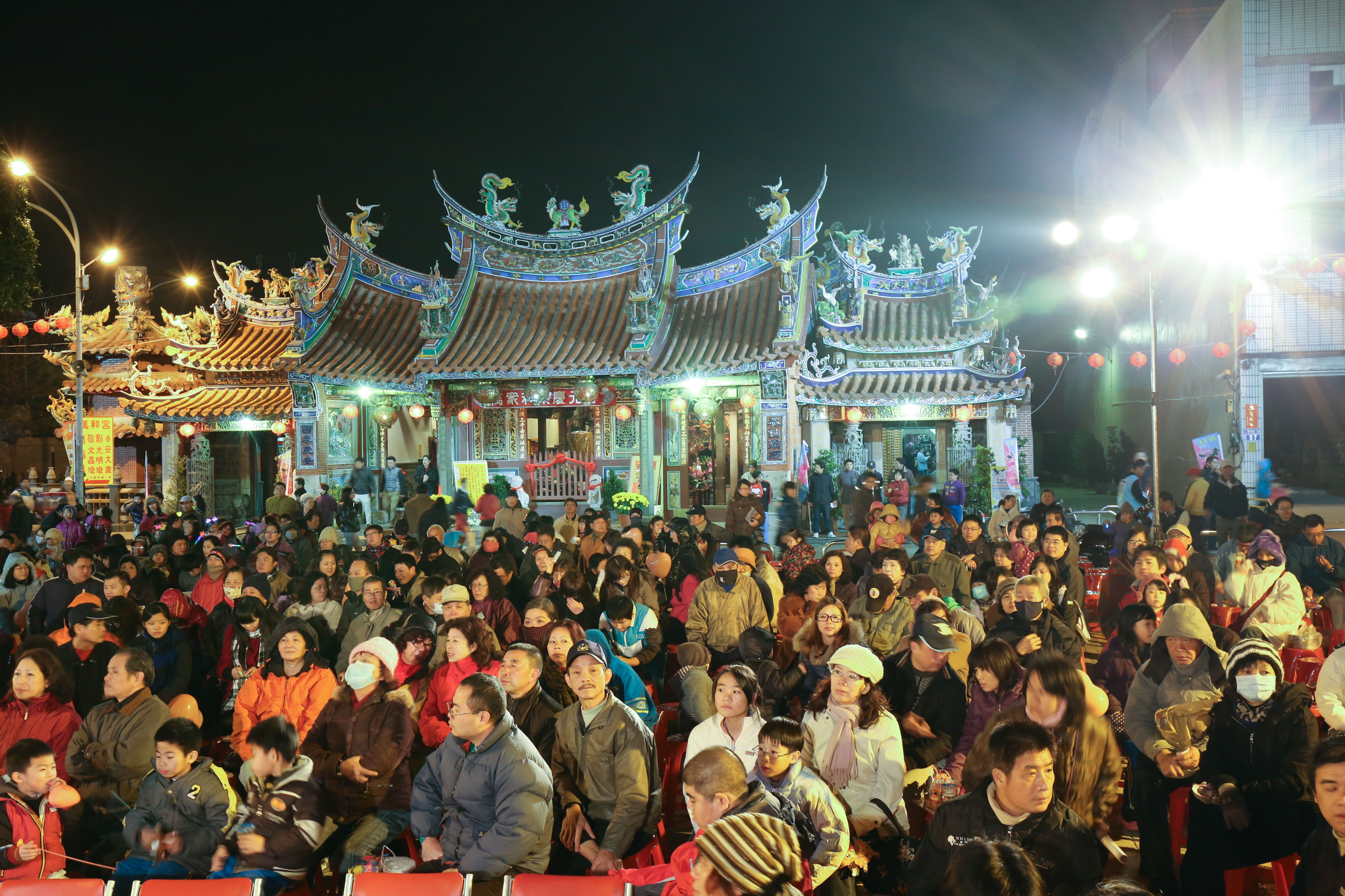 台中媽祖國際觀光文化節在萬和宮,台中婚錄推薦10