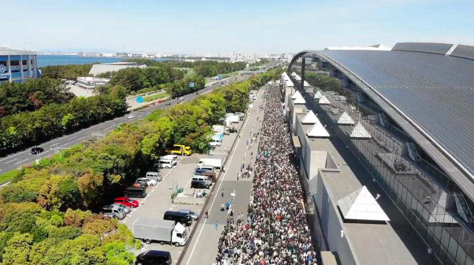 niconico超台灣,Cosplay玩家的最高殿堂